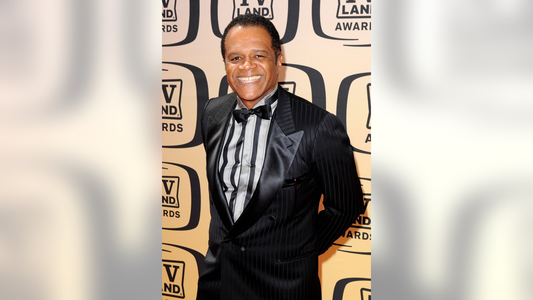 Actor Ted Lange arrives at the 8th Annual TV Land Awards in Los Angeles, California April 17, 2010. REUTERS/Gus Ruelas (UNITED STATES - Tags: ENTERTAINMENT) - RTR2CY9N