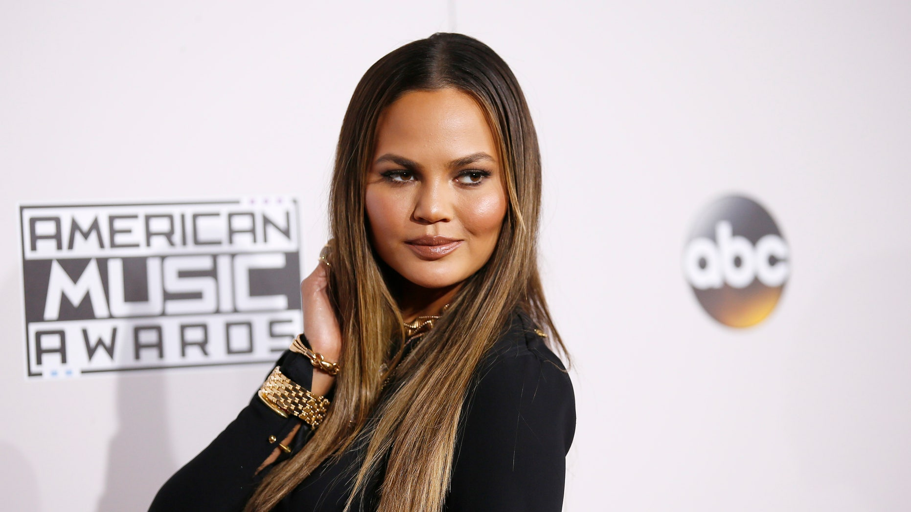 Chrissy Teigen sold more than 250,000 copies of her cookbook last year.