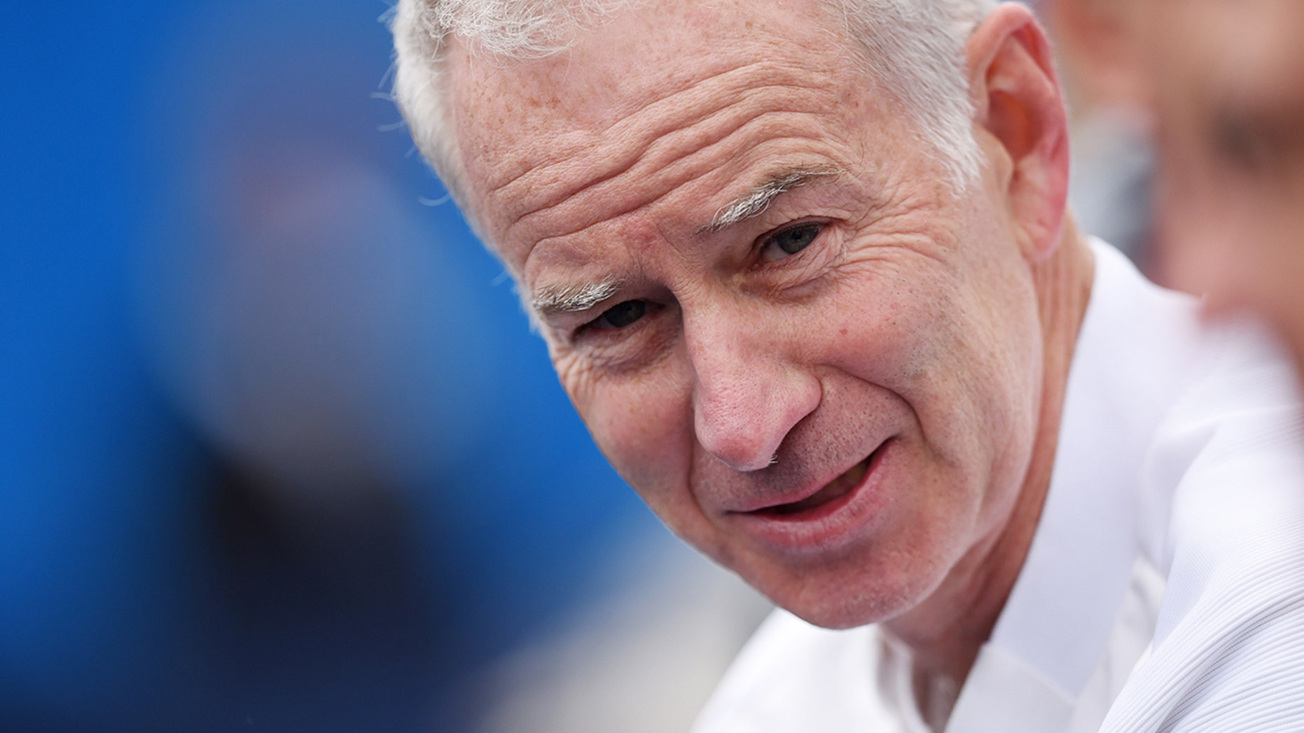 John McEnroe says Donald Trump offered him $1 million to play a match against one of the Williams' sisters.