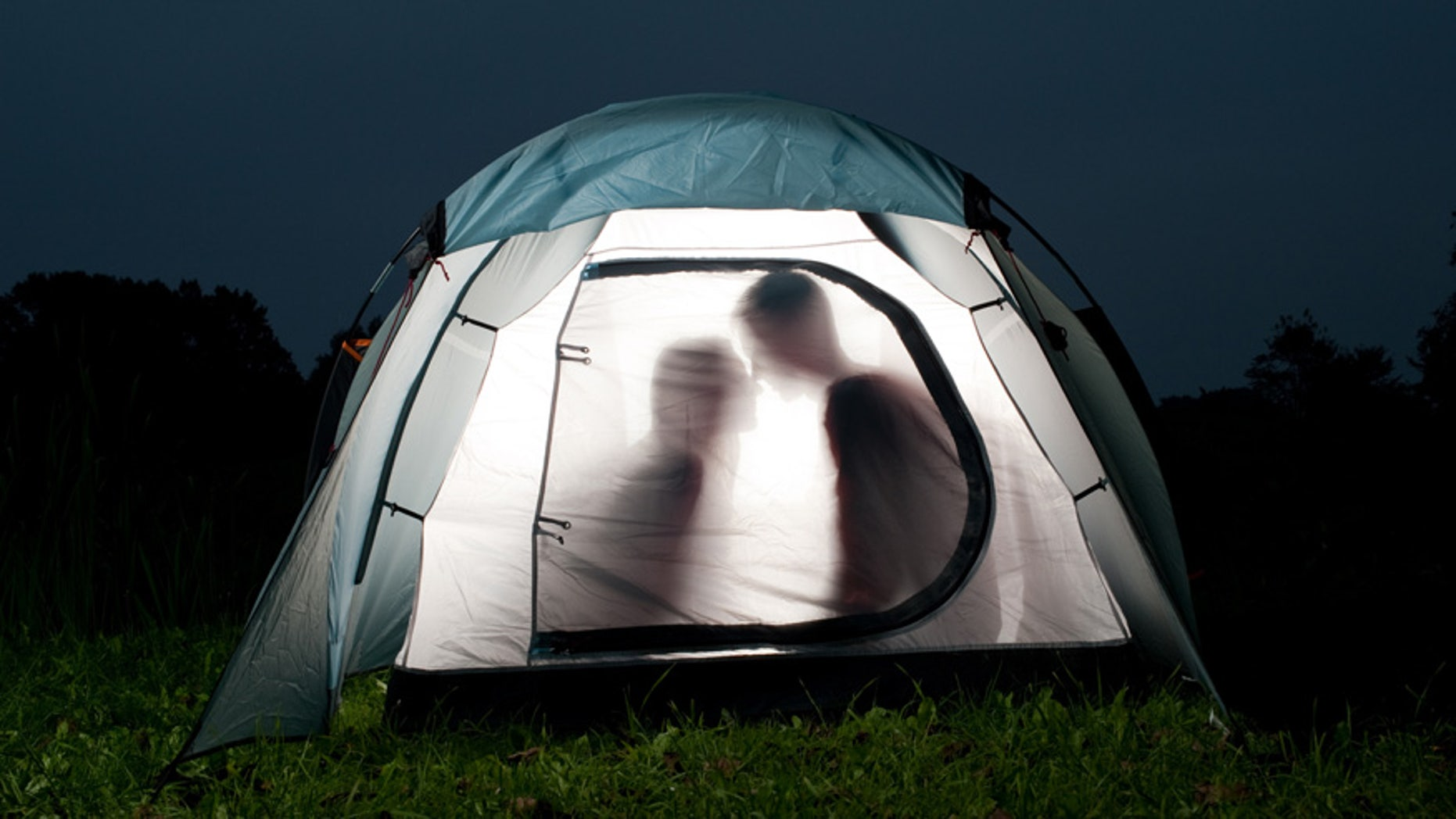 Business is booming at a new 'naughty' campsite in France.