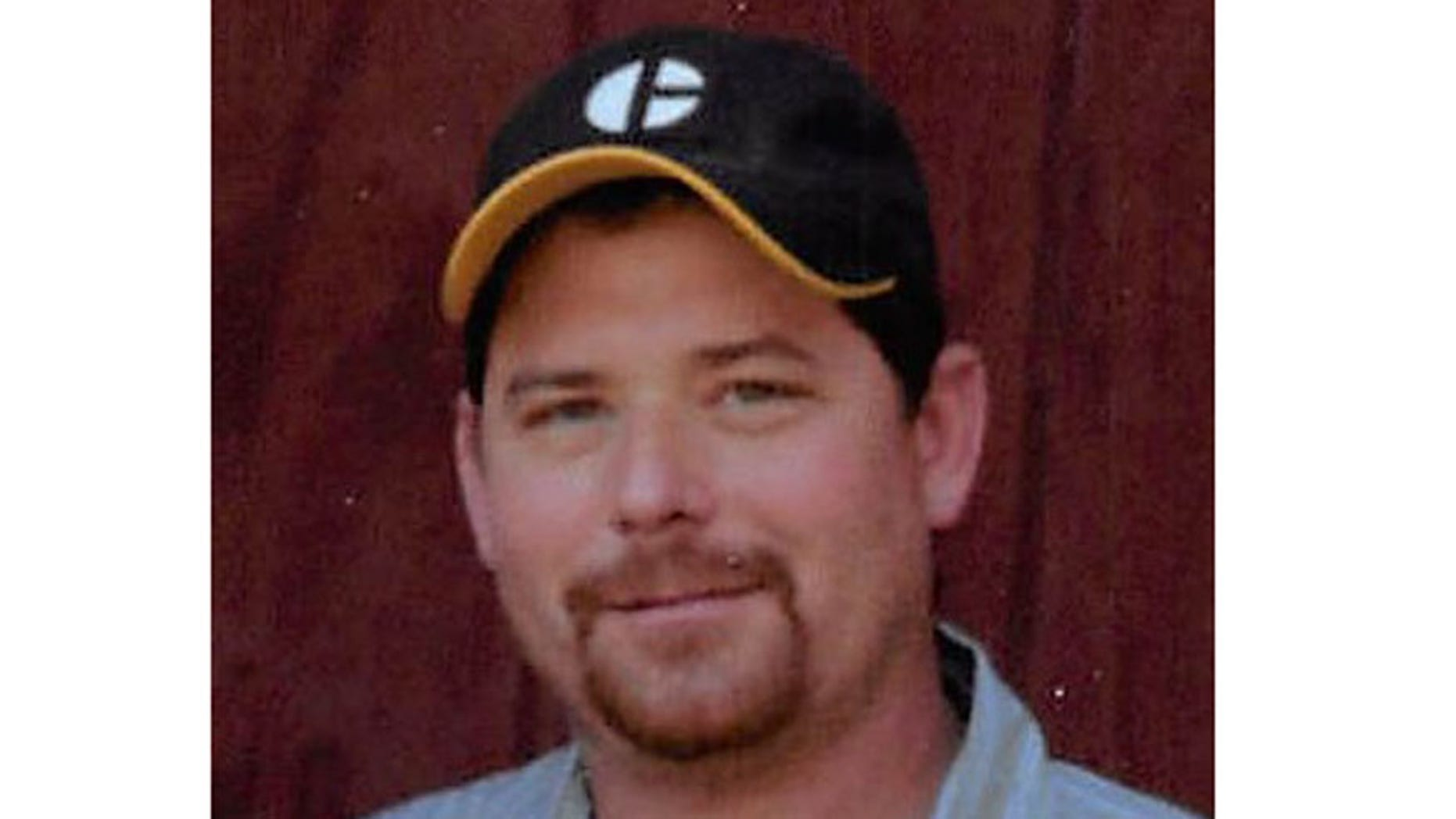 Terrence Brisk, 41, of Belle Prairie Township in Minnesota. (Fox 9)