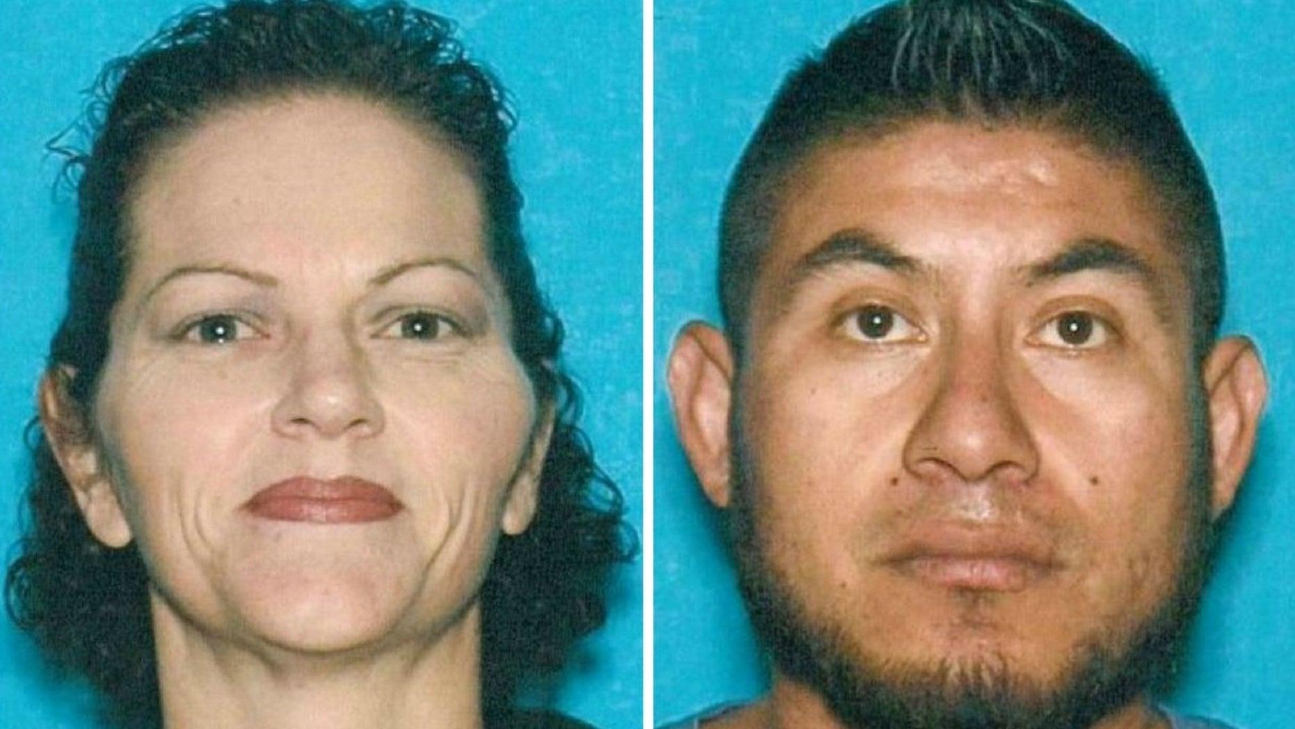 Stacie Mendoza and Jose Mendoza are accused of killing a Vietnam War veteran before burning his body, police said.