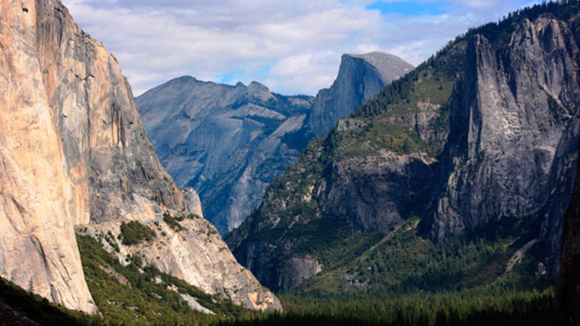 Yosemite is one of the nation's busiest parks each year.
