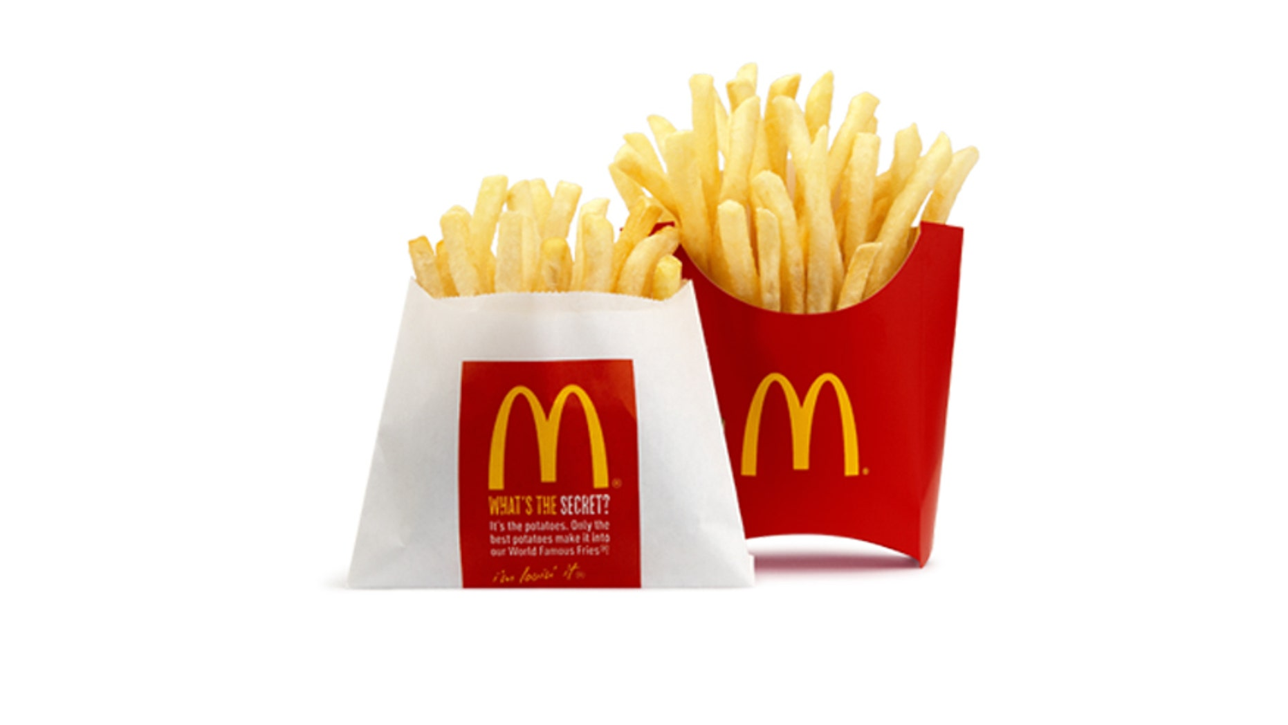 McDonald's fries have more ingredients in the U.S.