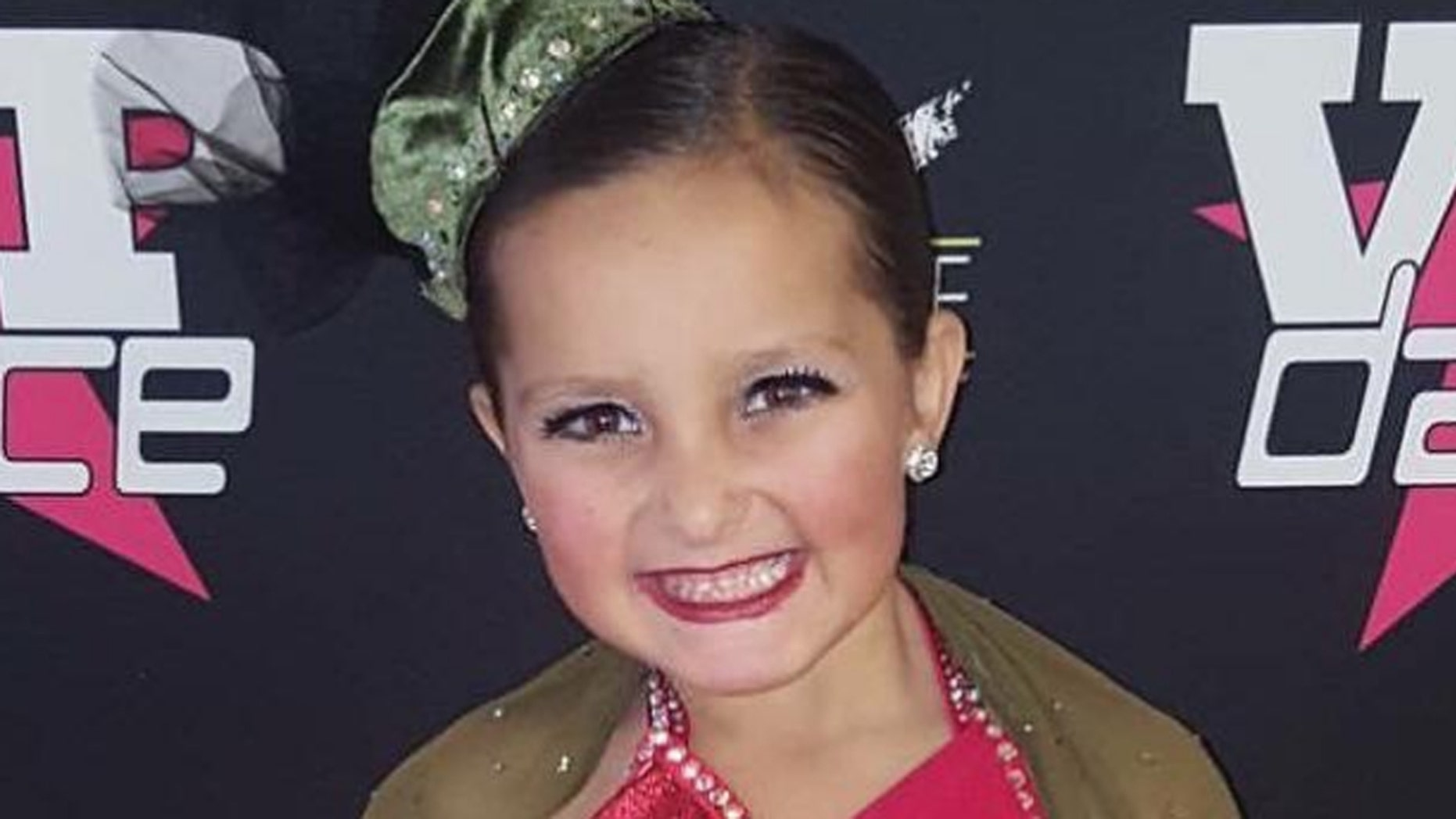6-Year-Old Dancer Loses Her Leg After Having Strep Throat