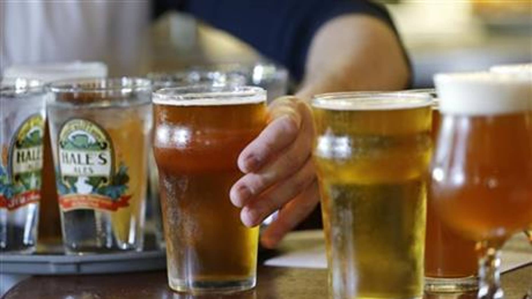 Beer drinkers can enjoy new brews faster.