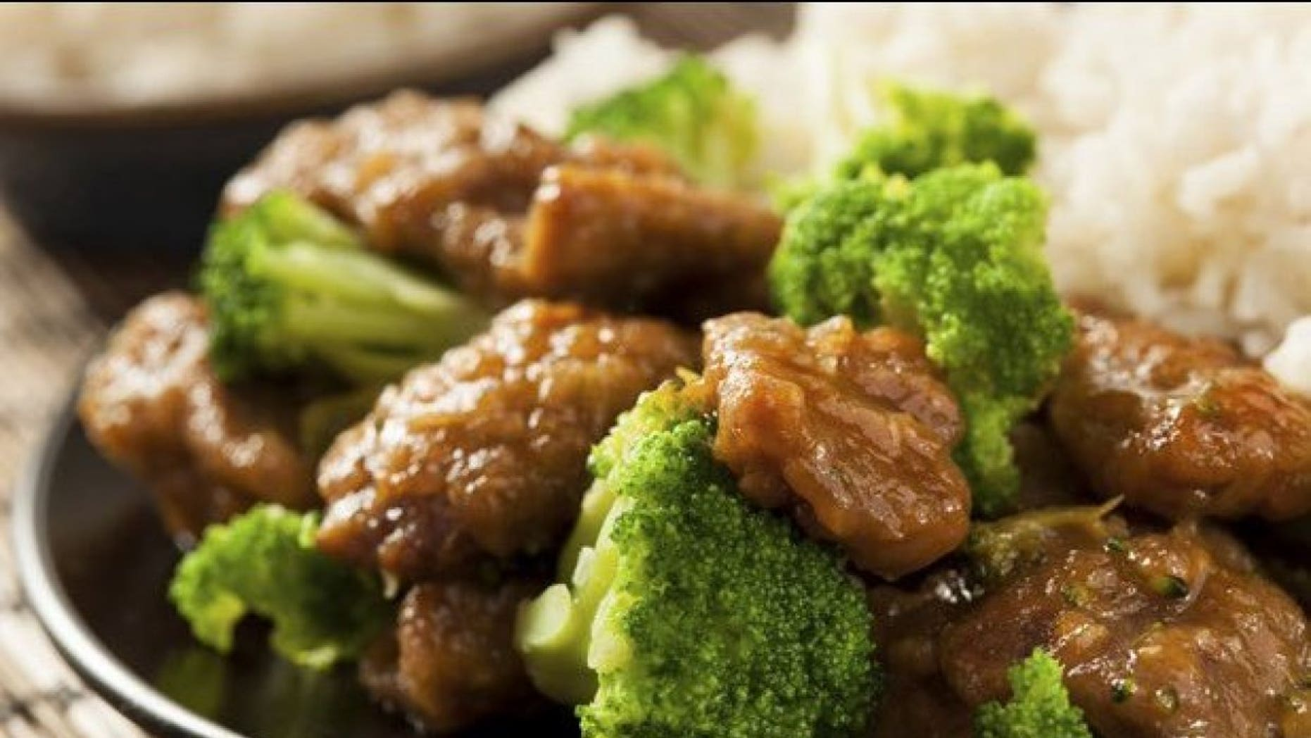 How much did you pay for that beef with broccoli?