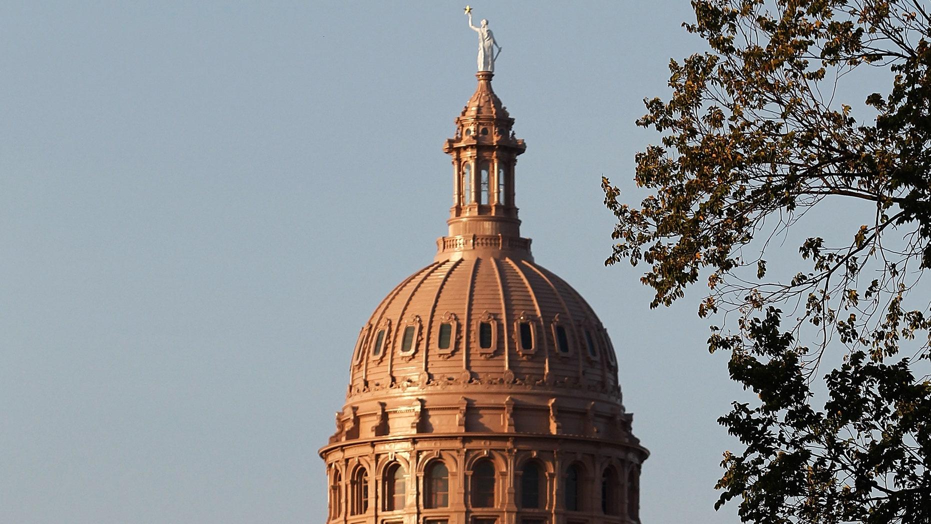 Texas Capitol building.