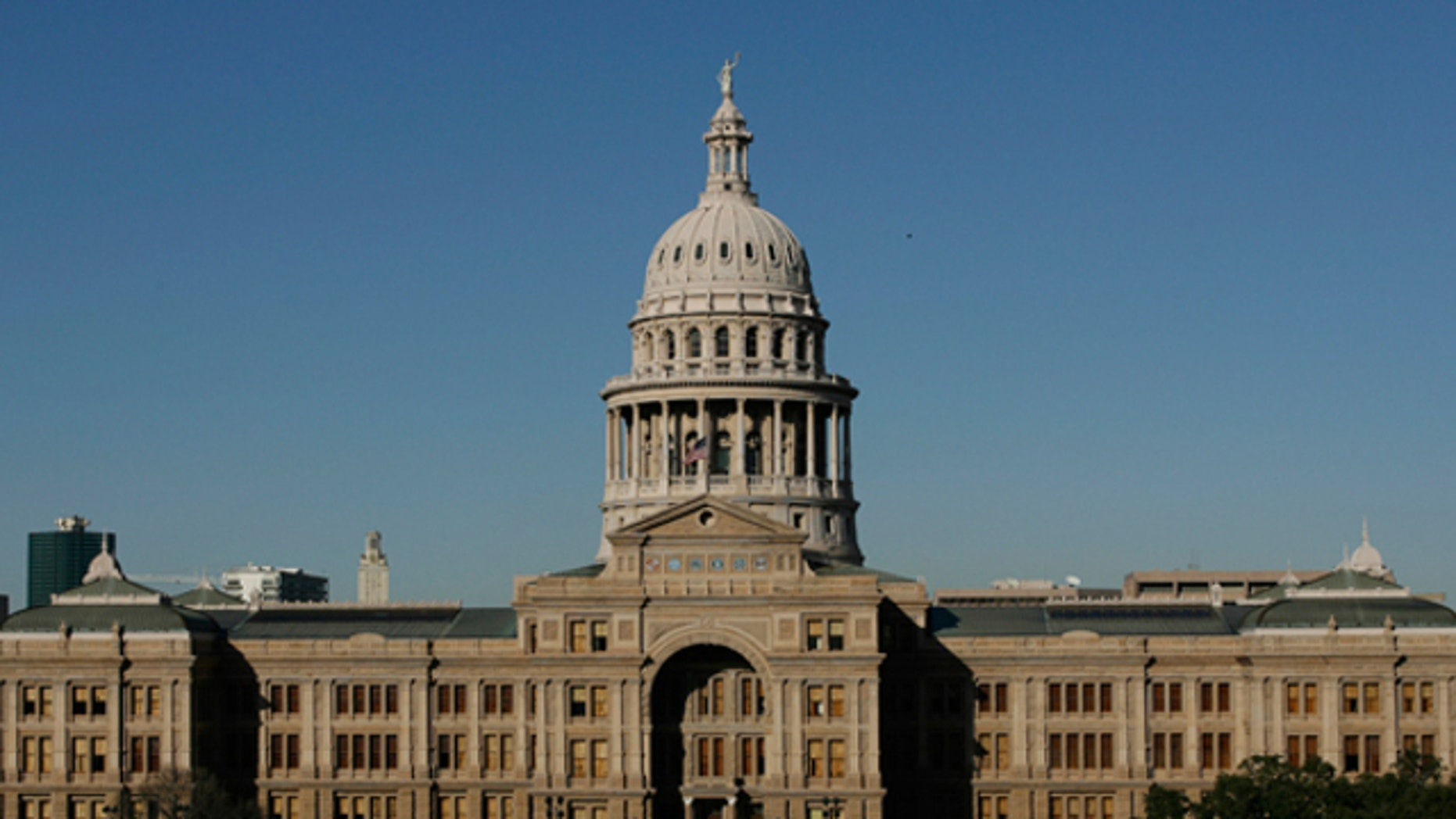 A measure advancing in the Texas Capitol would make it illegal for local police officers to enforce new federal gun control laws.