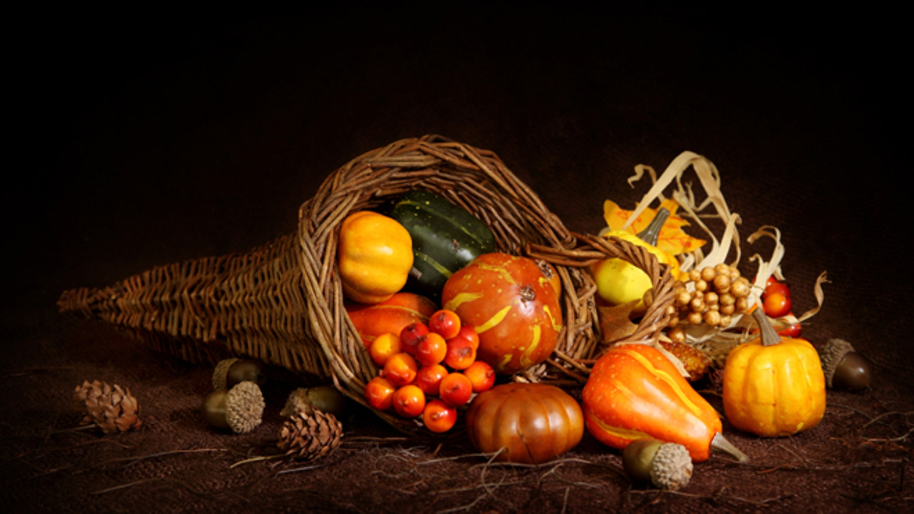 Eat like the Pilgrims: Thanksgiving foods of our ...