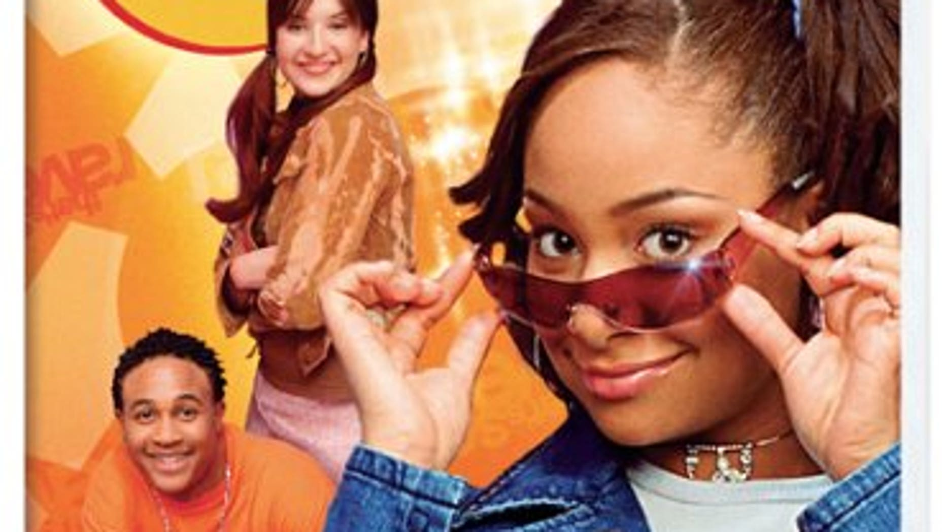 """Former Disney star Orlando Brown, left, is seen on a DVD cover for """"That's So Raven."""""""