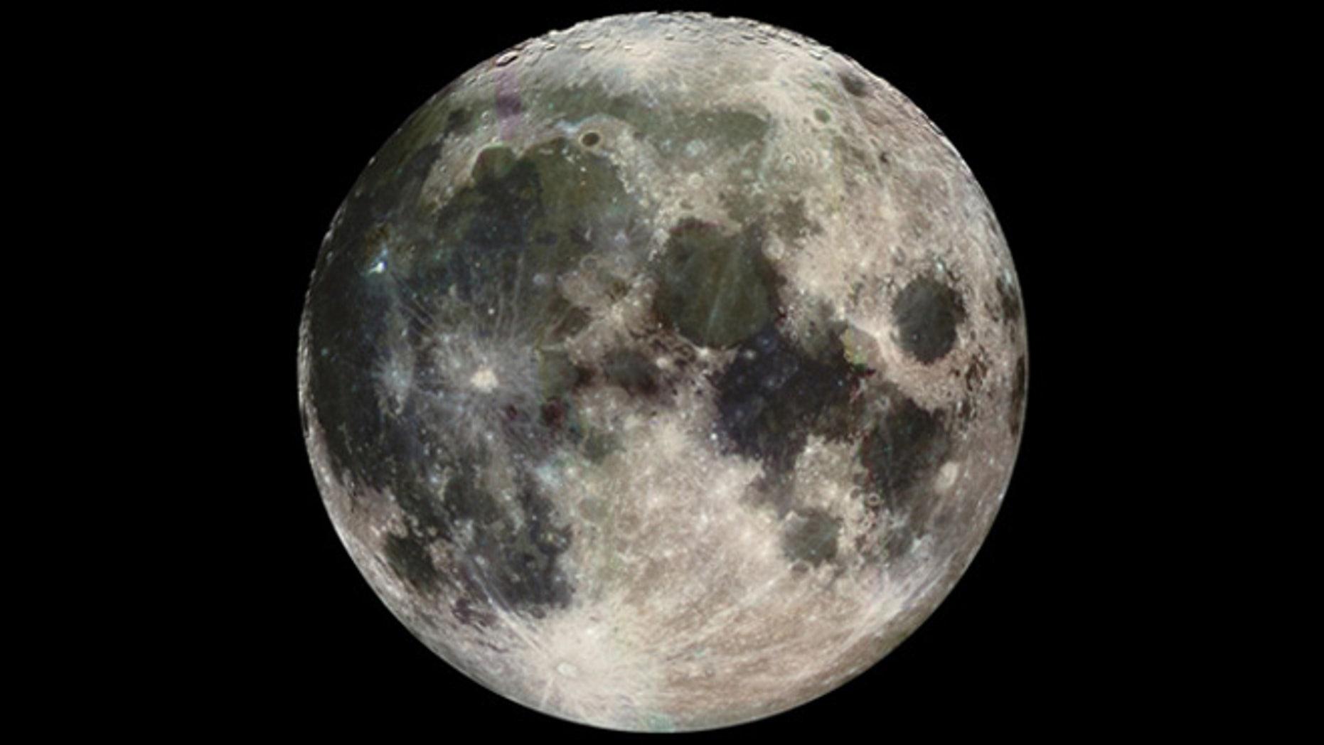 Destination moon.