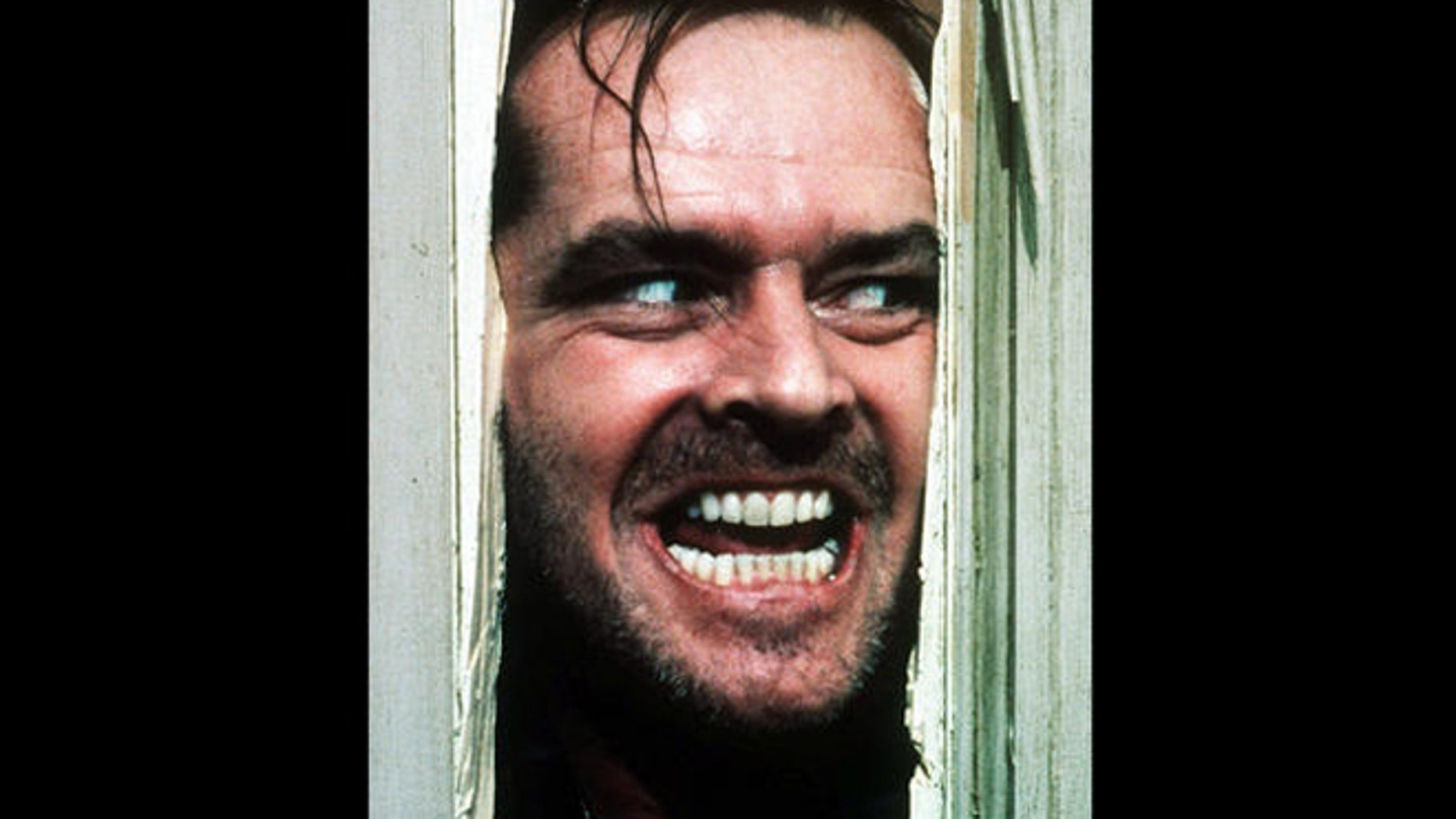 """A scene from """"The Shining."""""""