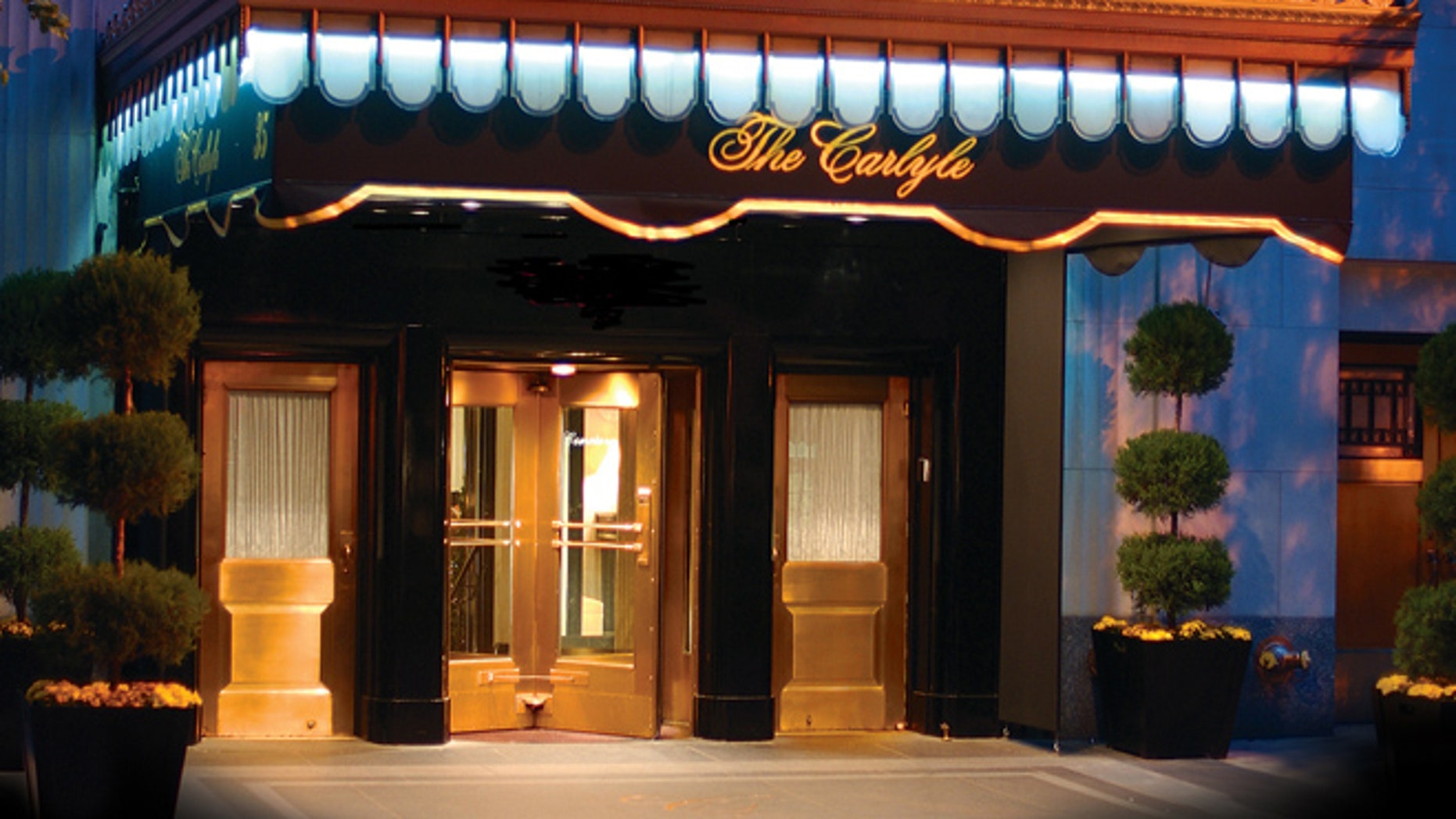 The Carlyle, A Rosewood Hotel in New York