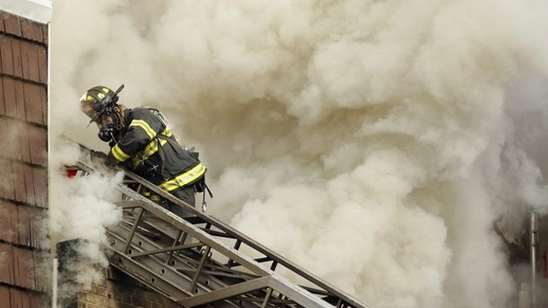 California firefighters will be equipped with a camera attached to their helmet.