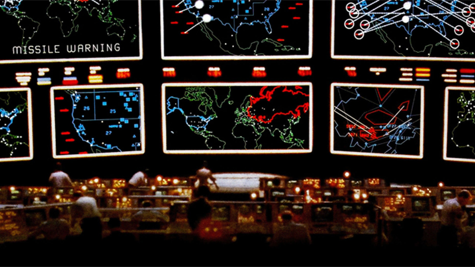 "The 1983 movie ""Wargames"" depicted a dystopian vision of a computer-controlled armageddon. Today, cyberwar is very much a reality."