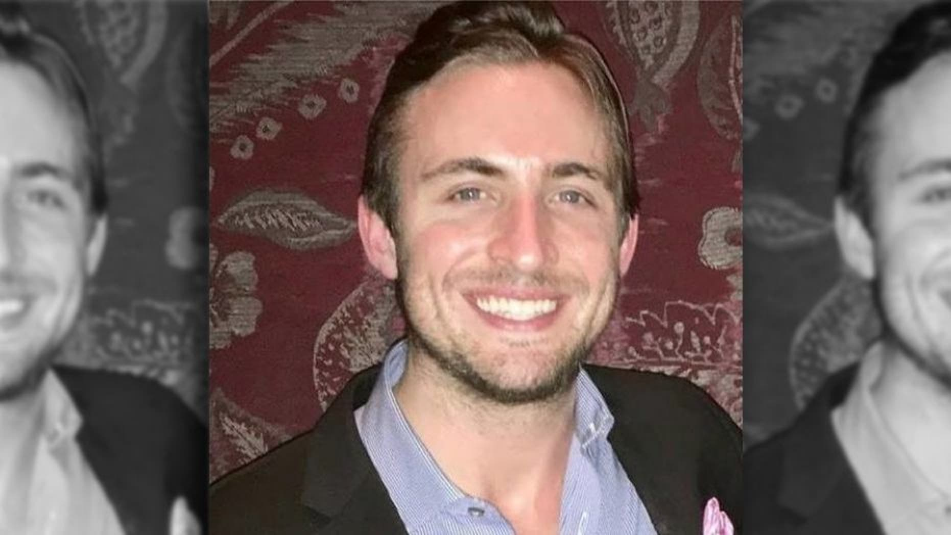 Joshua Thiede, 29, was last seen Feb. 11 leaving his apartment garage during a trip for Lyft, police said.