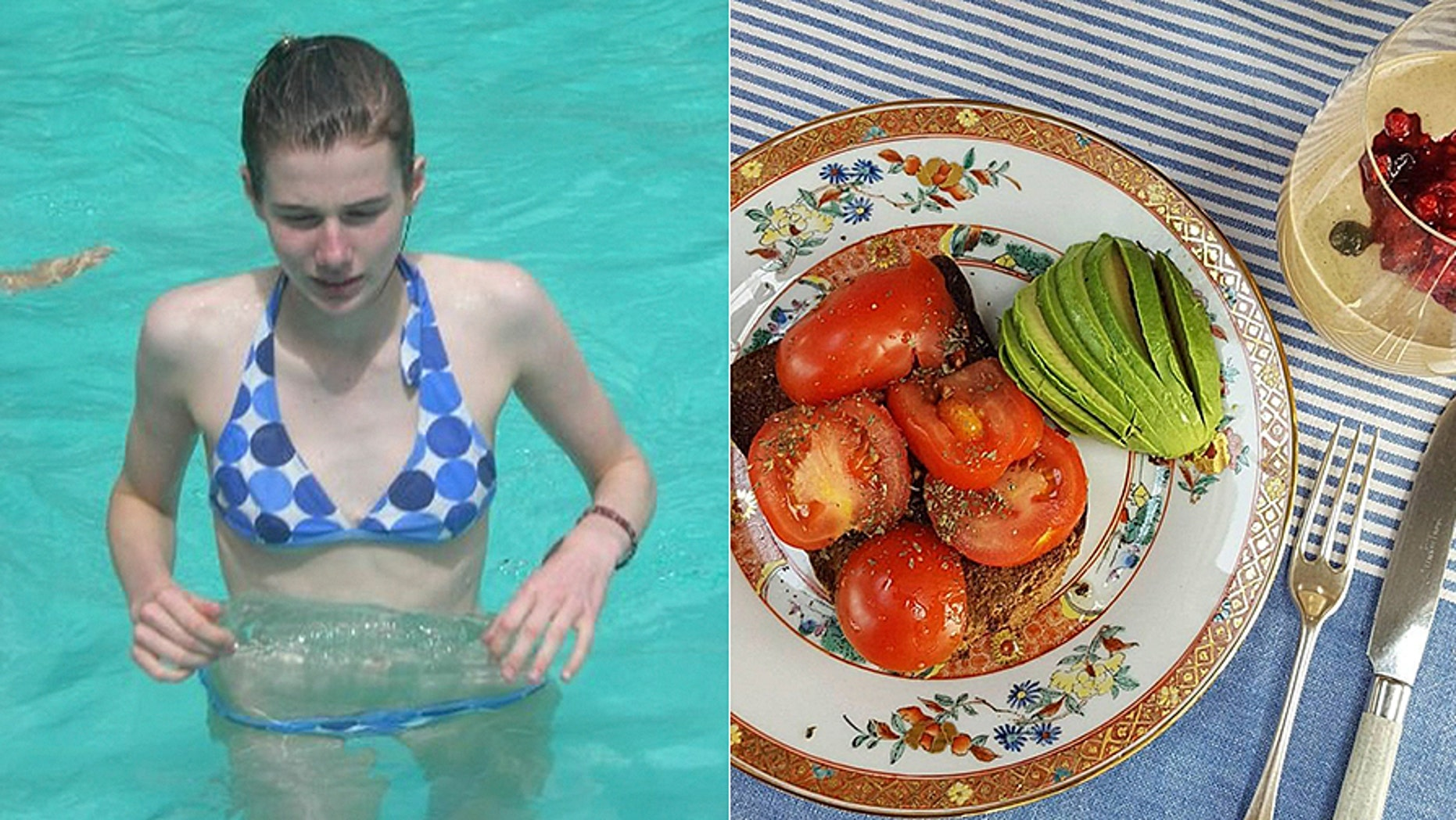 A 26-year old was so obsessed with healthy food that she ended up becoming malnourished.