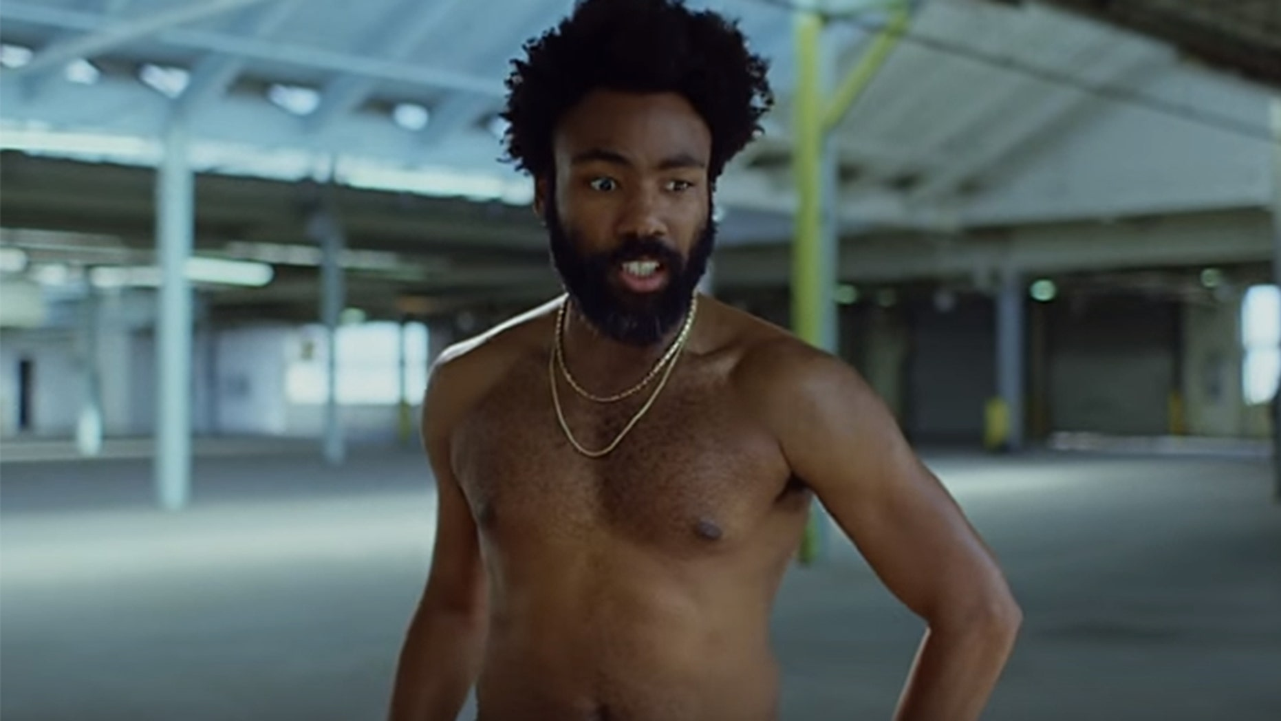 "Childish Gambino a.k.a. Donald Glover was accused of plagiarizing his hit song ""This Is America"" from another artist."