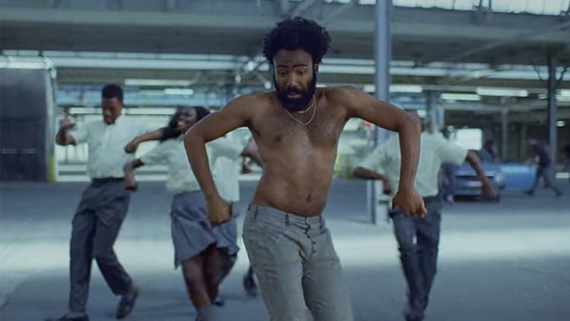 Childish Gambino's 'This Is America' tops charts as debate