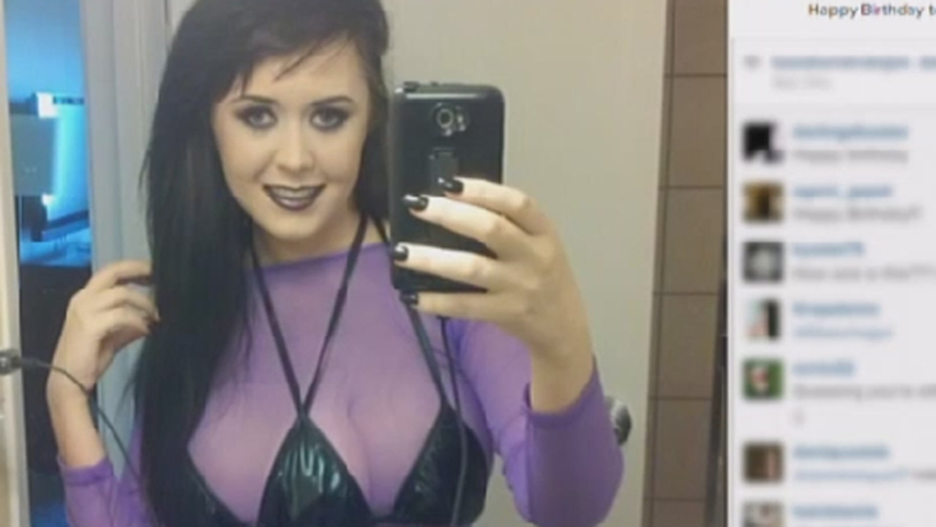 A young woman from Tampa, Fla., has become the latest viral sensation by claiming she had plastic surgery to get a third breast.