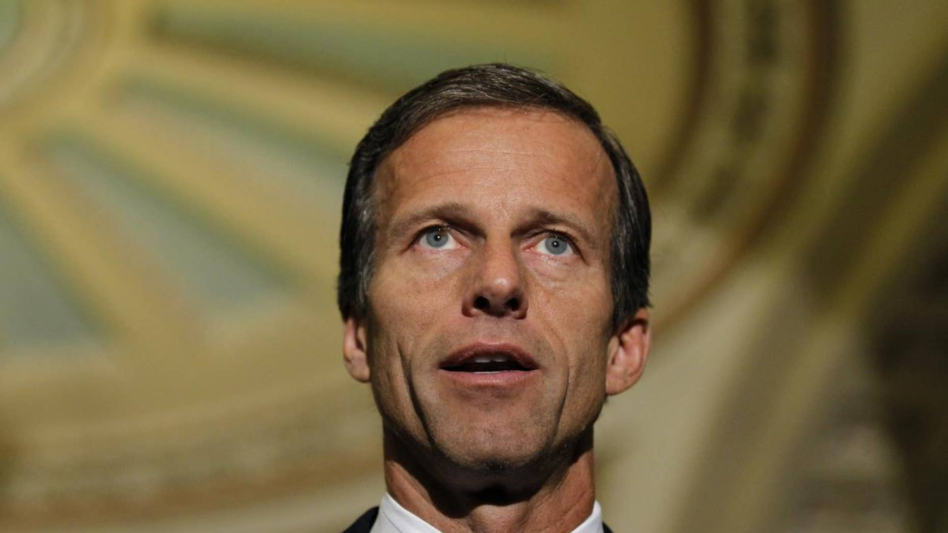 Sen. John Thune (R-SD) AP Photo