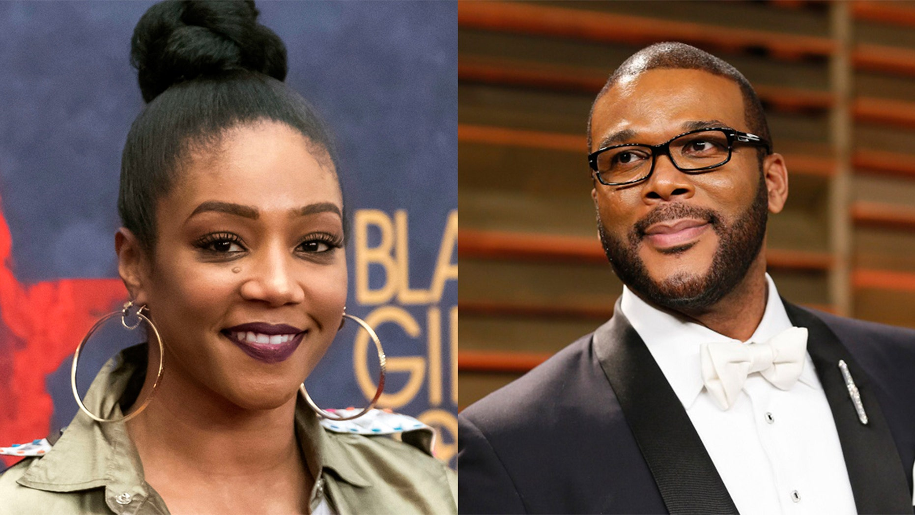 Tiffany Haddish revealed on Friday that Tyler Perry bought her a Tesla.