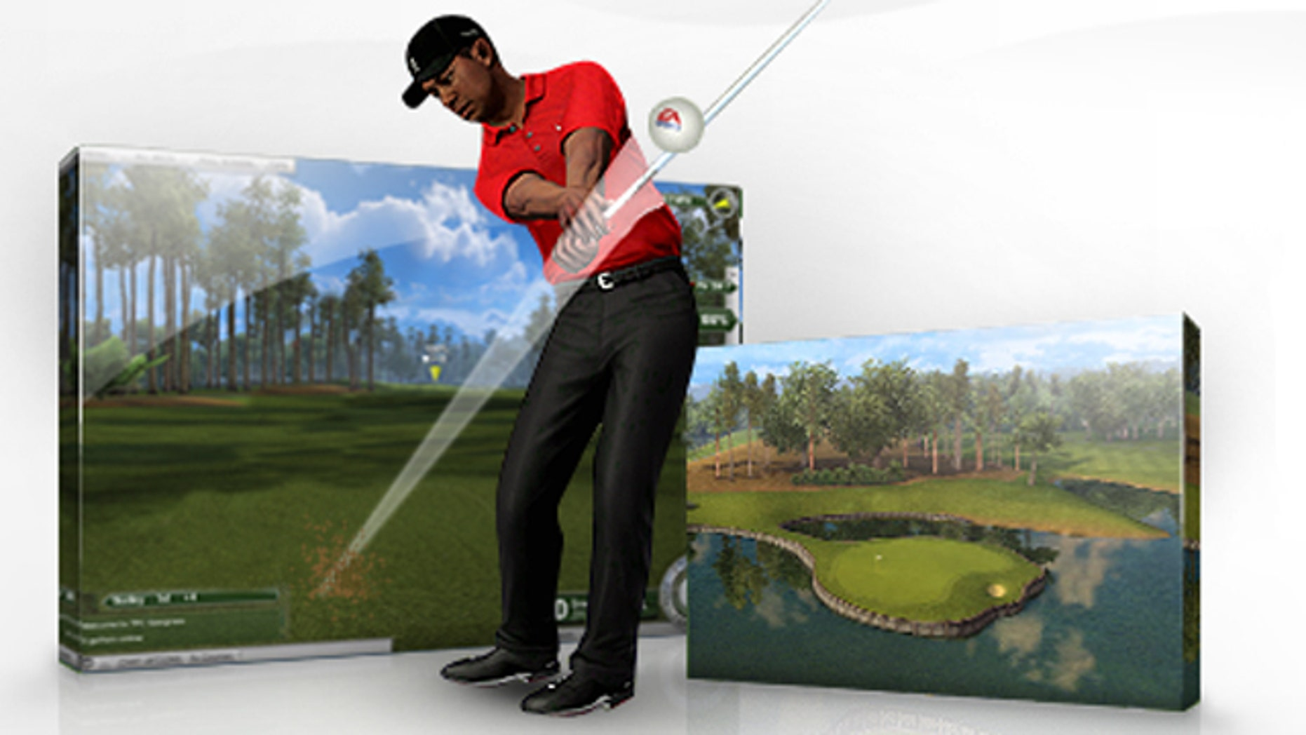EA Sports It's In the Game blog confirms that the video game giant will move ahead with an online golf game starring Tiger Woods.