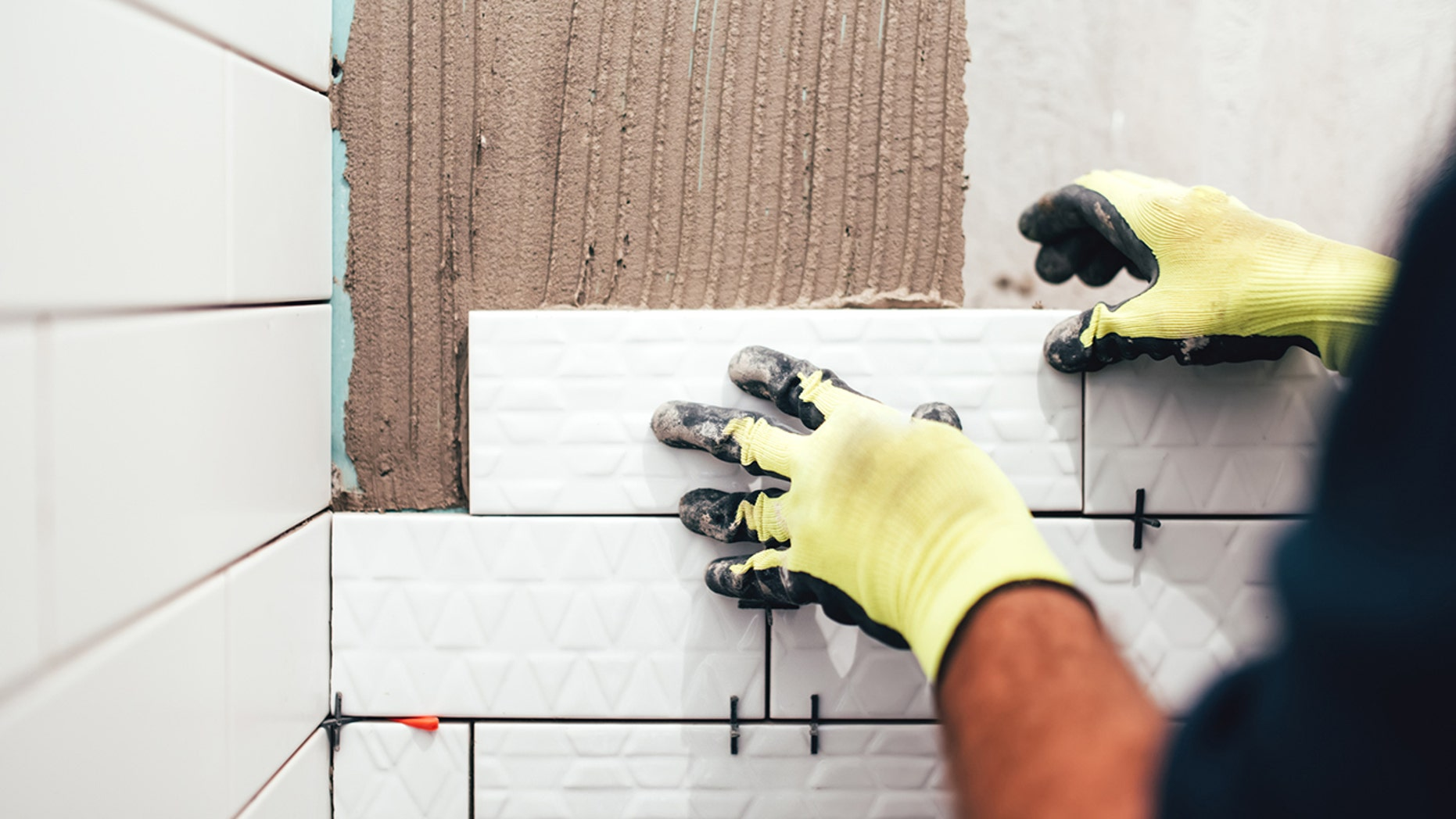 Thirty-two percent of American homeowners have at least one home improvement project they're putting off, a new poll finds.