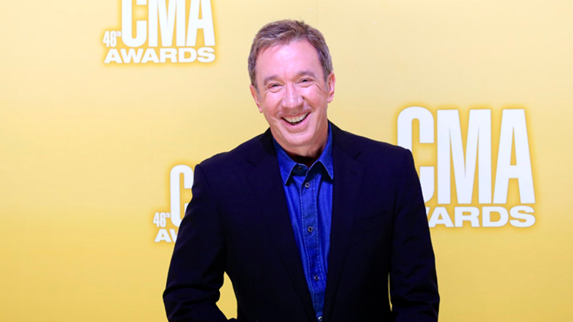 Tim Allen talked about going to the inauguration on 'Jimmy Kimmel Live.'
