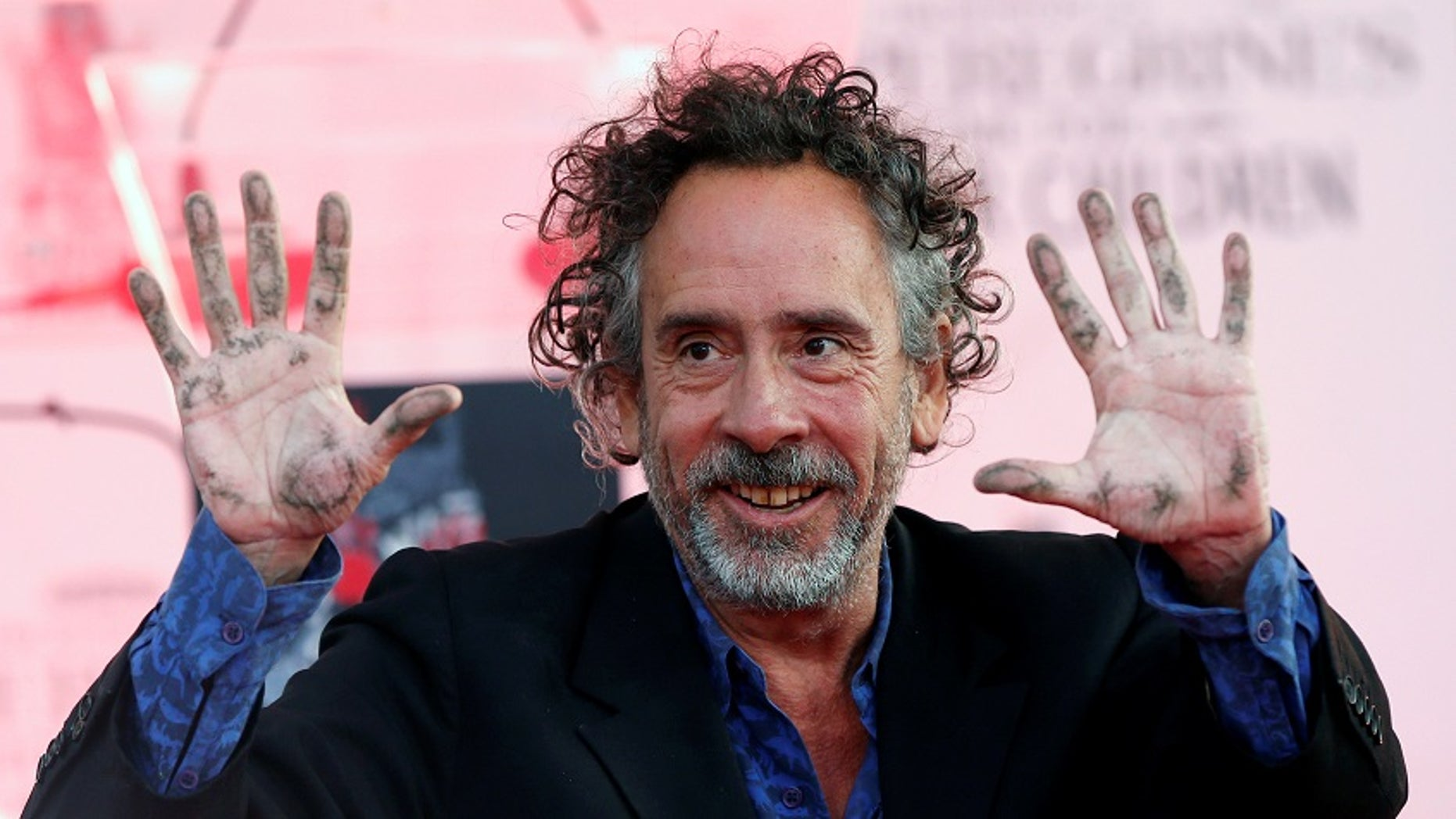 """Director Tim Burton announces the cast for his latest film, a live-action portrayal of """"Dumbo."""""""