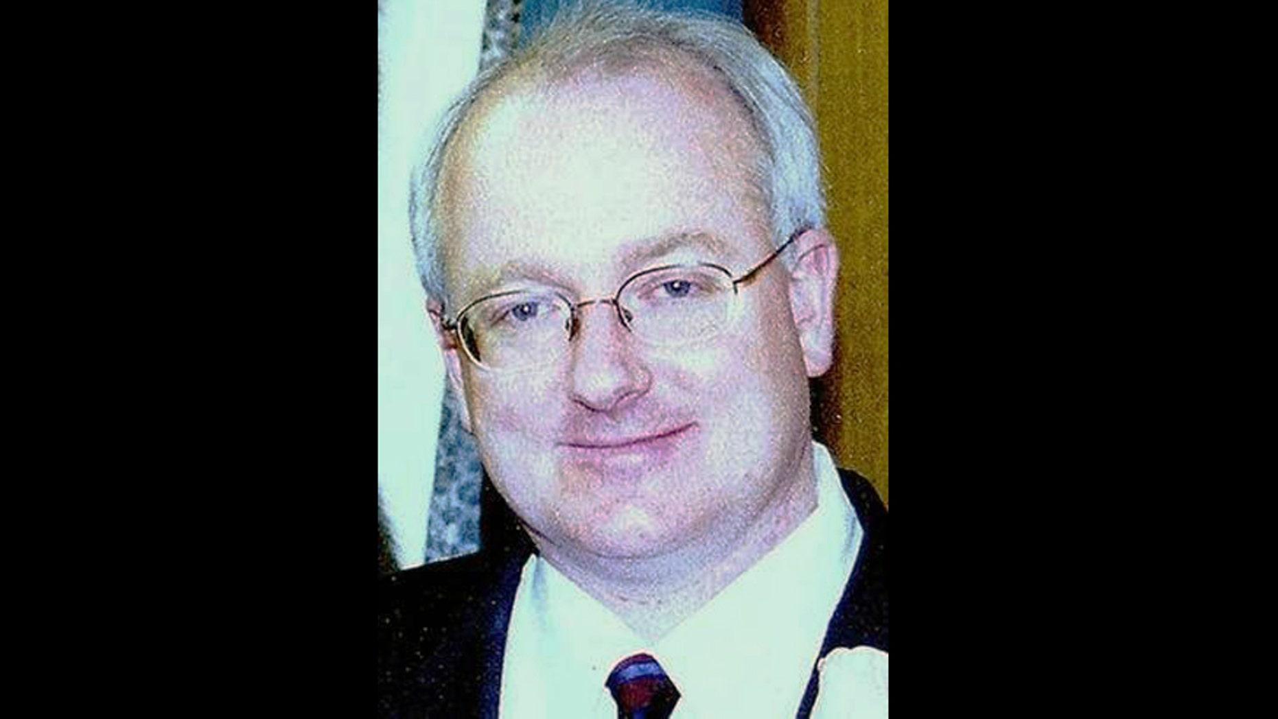 Former Carroll County District Judge Tim Parker (Courtesy LovelyCitizen.com)
