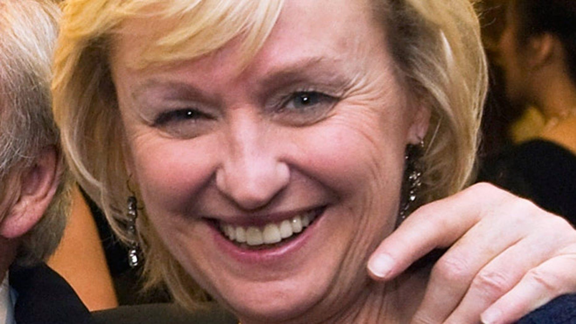 Newsweek editor Tina Brown.