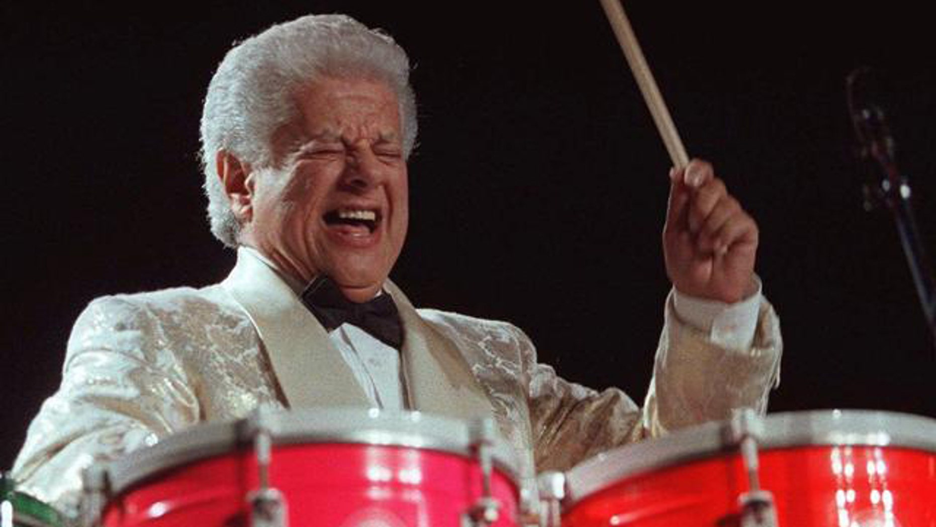 The King of the Timbales, Tito Puente, was an innovative figure in the Latin music scene.