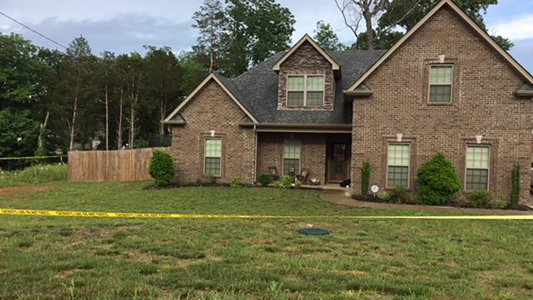 Four people were shot and killed inside a Murfreesboro, Tenn., home, police said