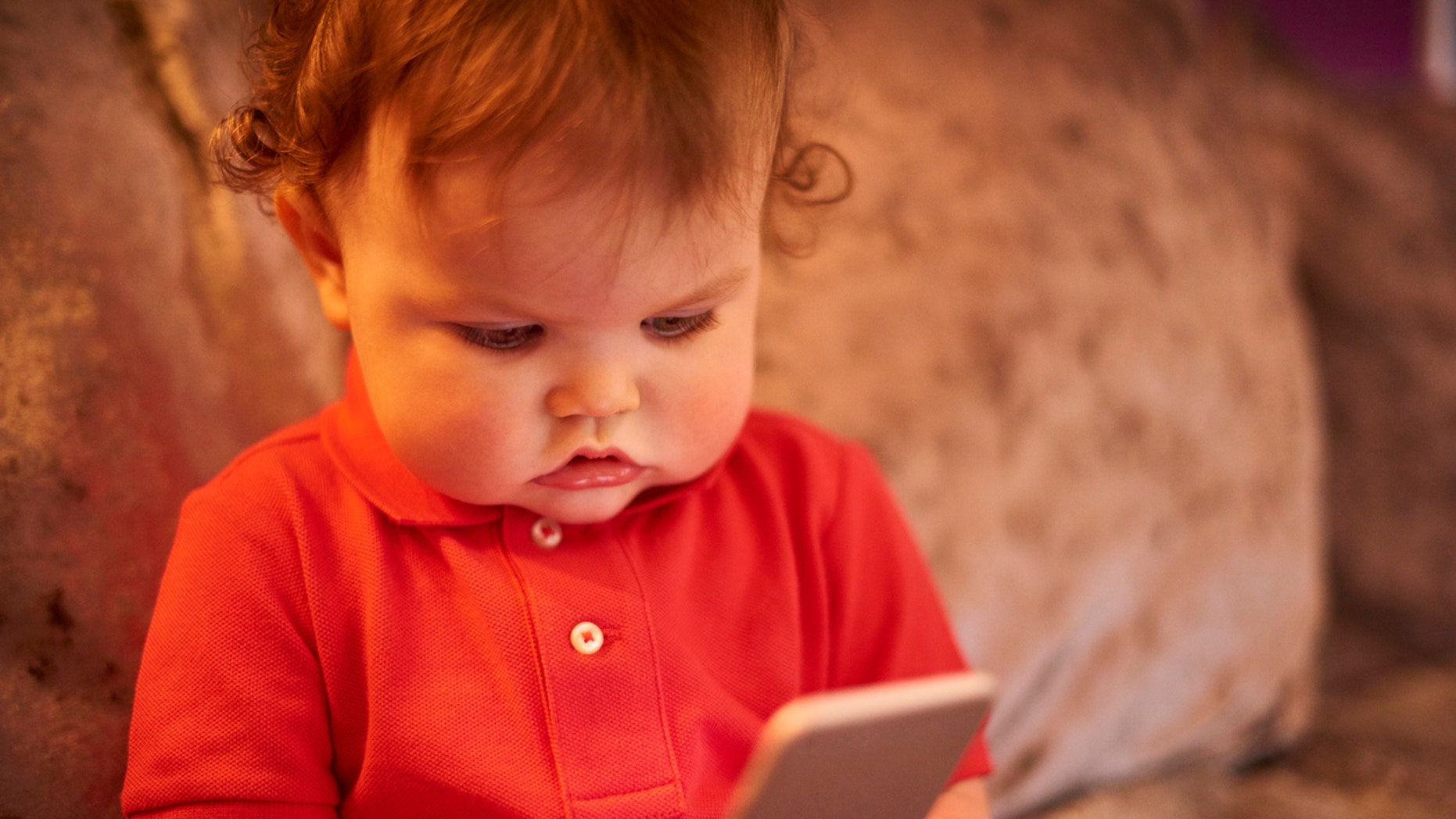 Could technology slow early child development?