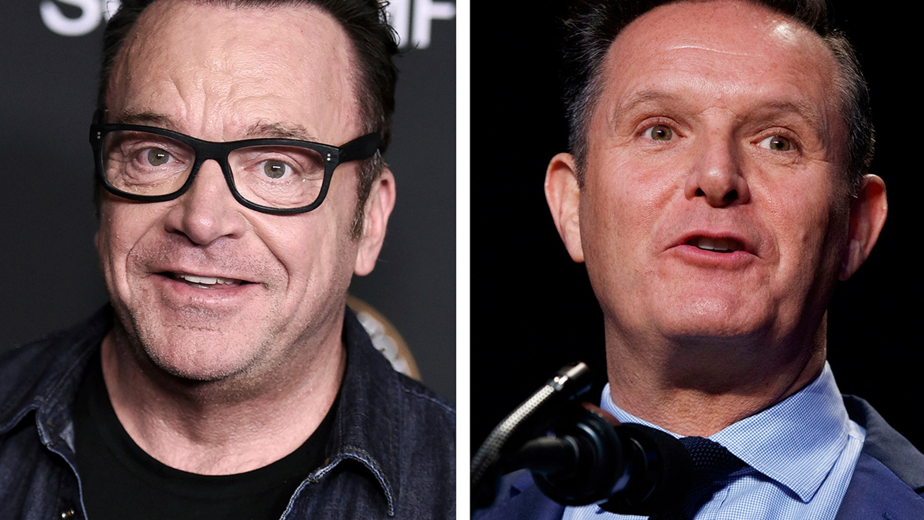 """Tom Arnold has worked on a series called """"The Hunt for Trump Tapes."""" He reportedly had some type of confrontation with producer Mark Burnett on Sunday night."""