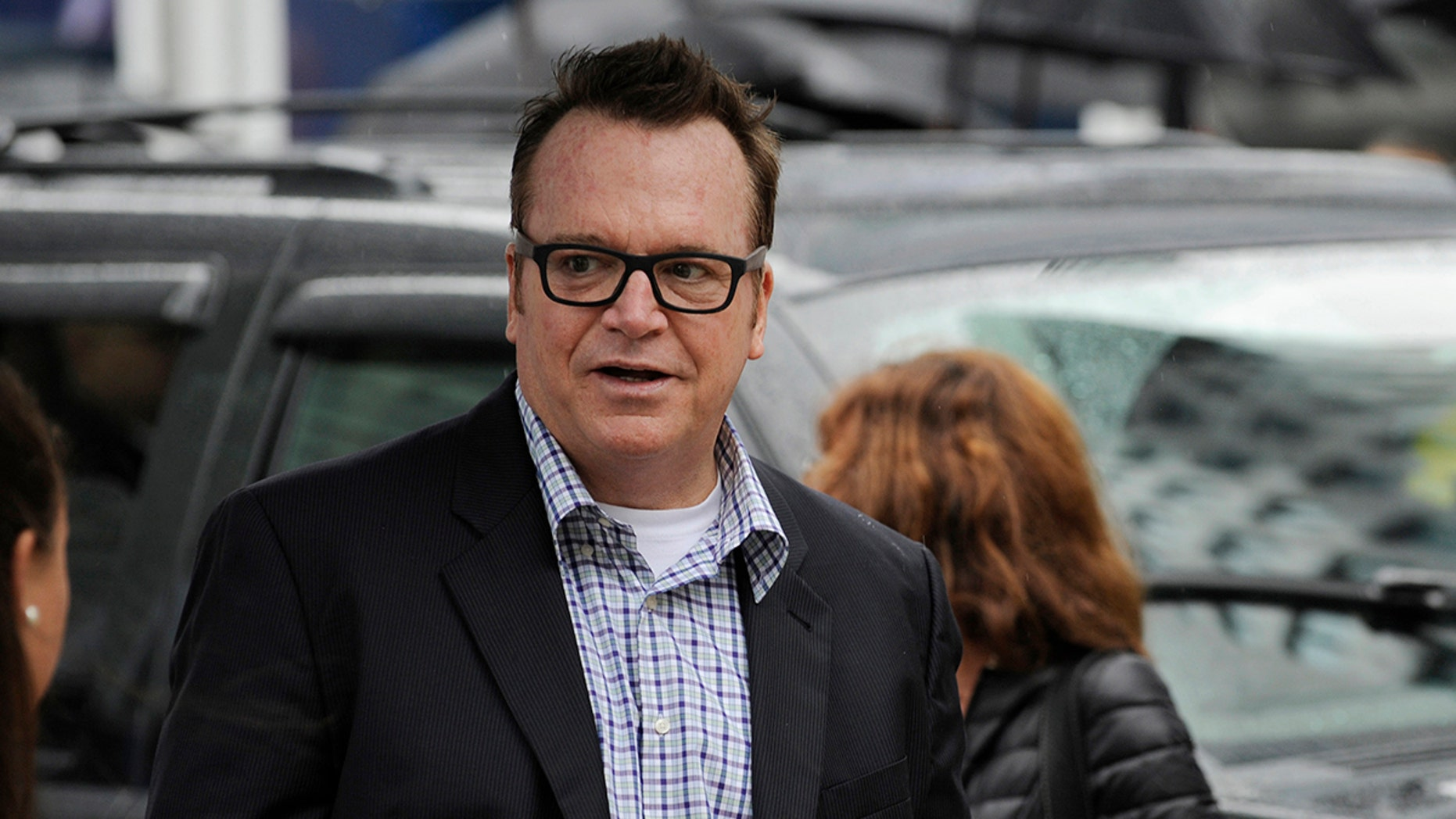Tom Arnold to star in new anti-Trump docuseries from Vice.