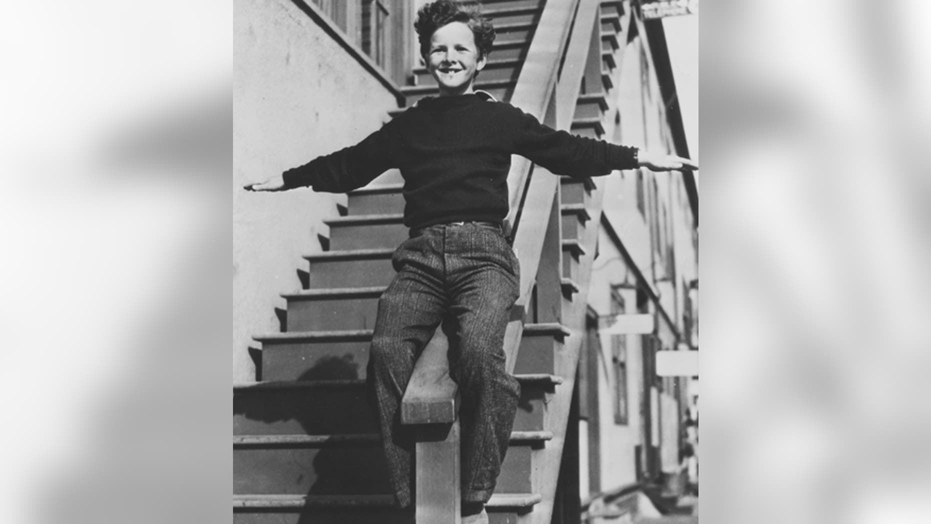 American actor Tommy Kelly, who plays the title role in 'The Adventures Of Tom Sawyer', directed by Norman Taurog, 1938.