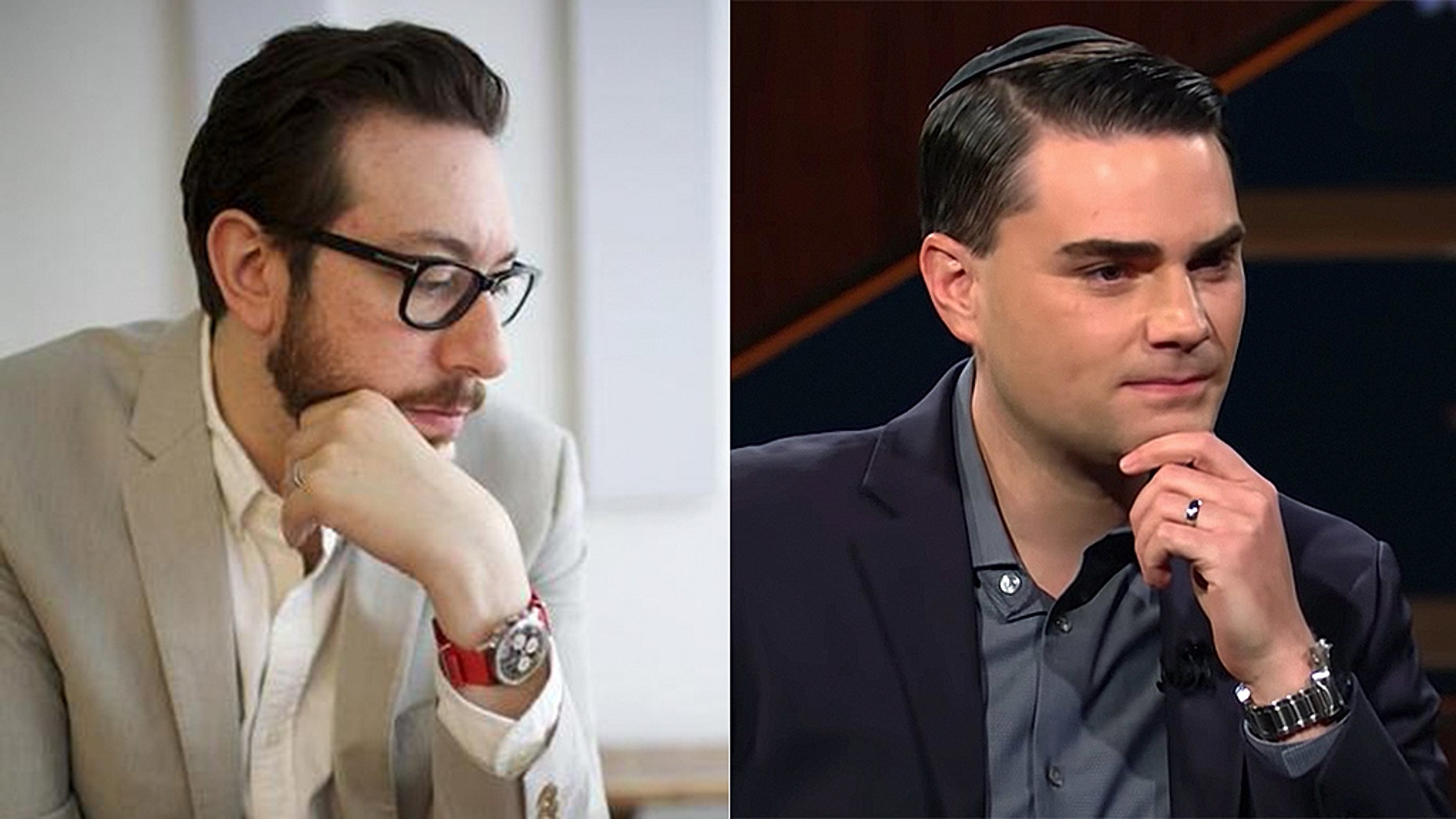 """The Outline founder Joshua Topolsky mocked critics of his shot at Ben Shapiro, claiming they didn't understand the """"metaphor."""""""