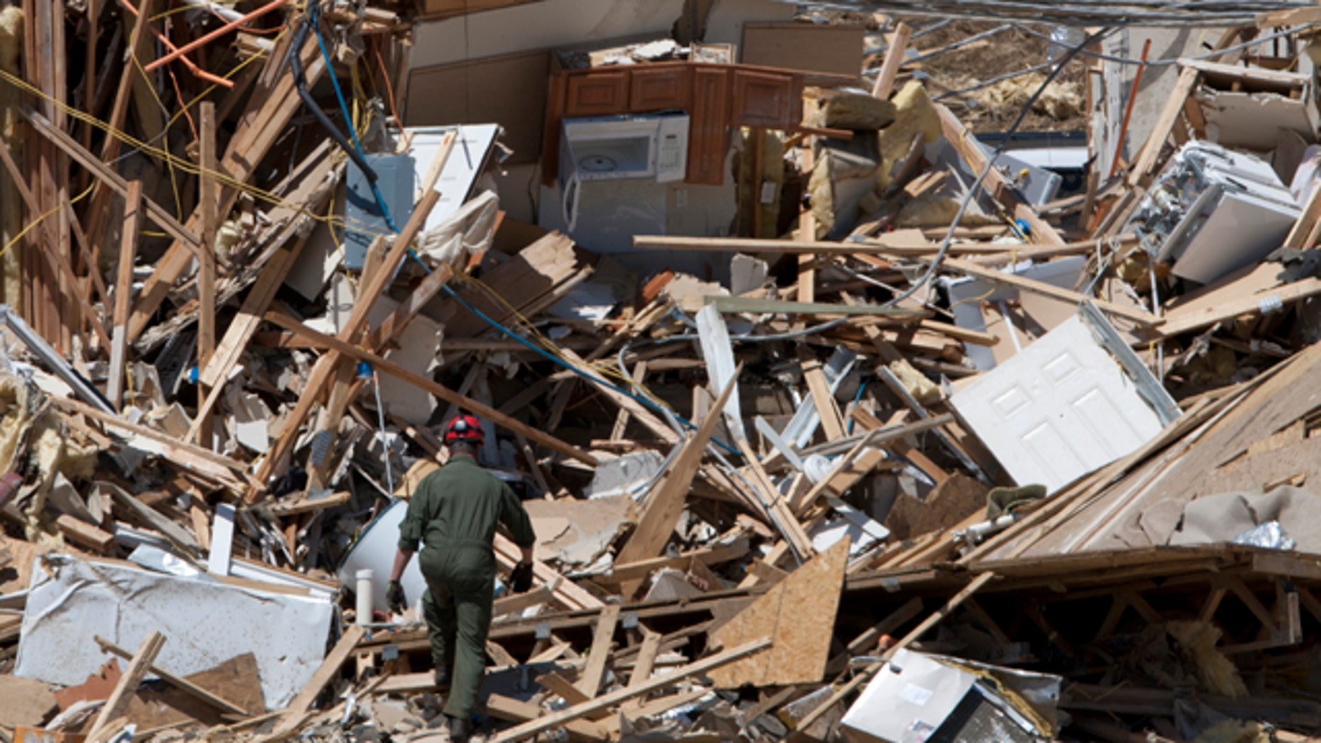 Researchers said nothing could have saved structures that were in the direct path of the tornado, which forecasters said was one of the strongest to hit the state during the severe weather outbreak that killed more than 240 people statewide on April 27.