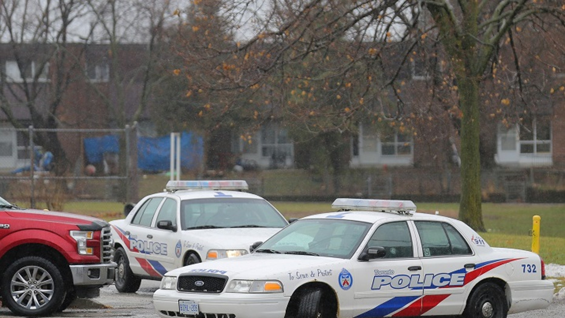 Two Toronto police officers were suspended after allegedly consuming marijuana edibles and hallucinating.