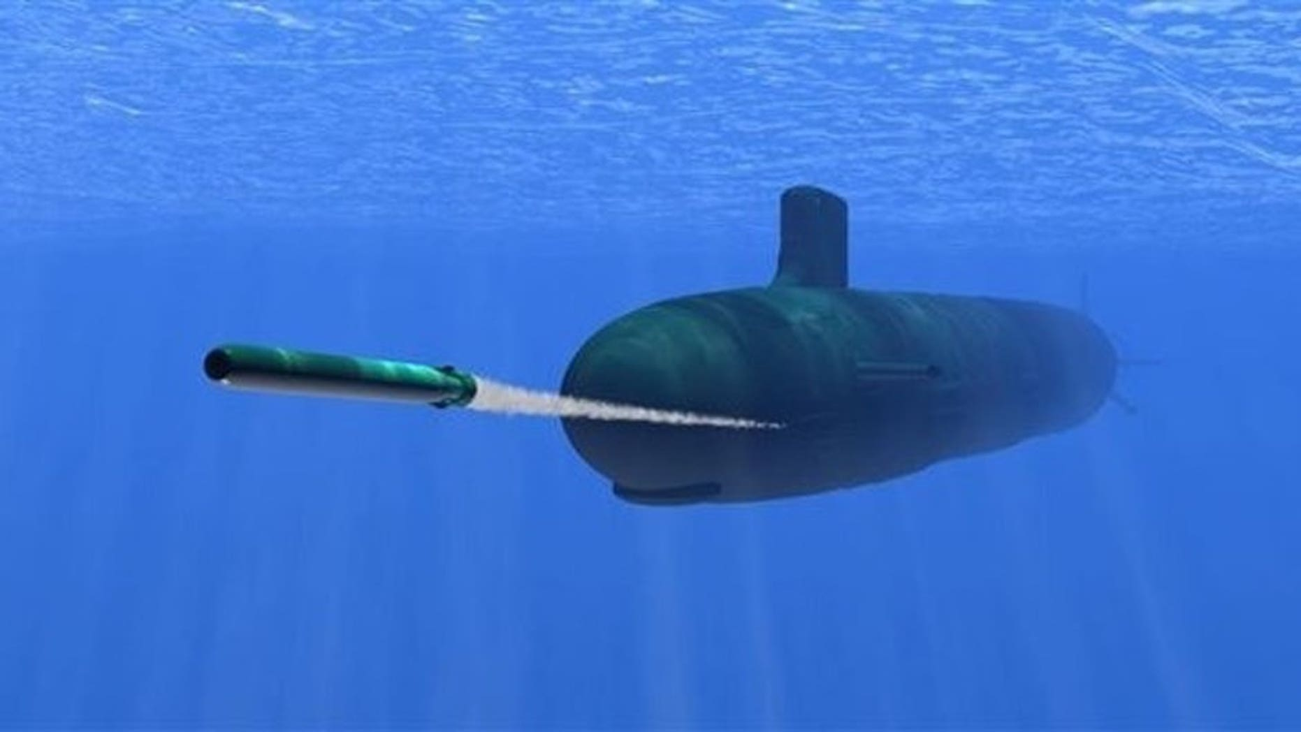 Navy pursues new long-range, stealthy and precise Mk 48