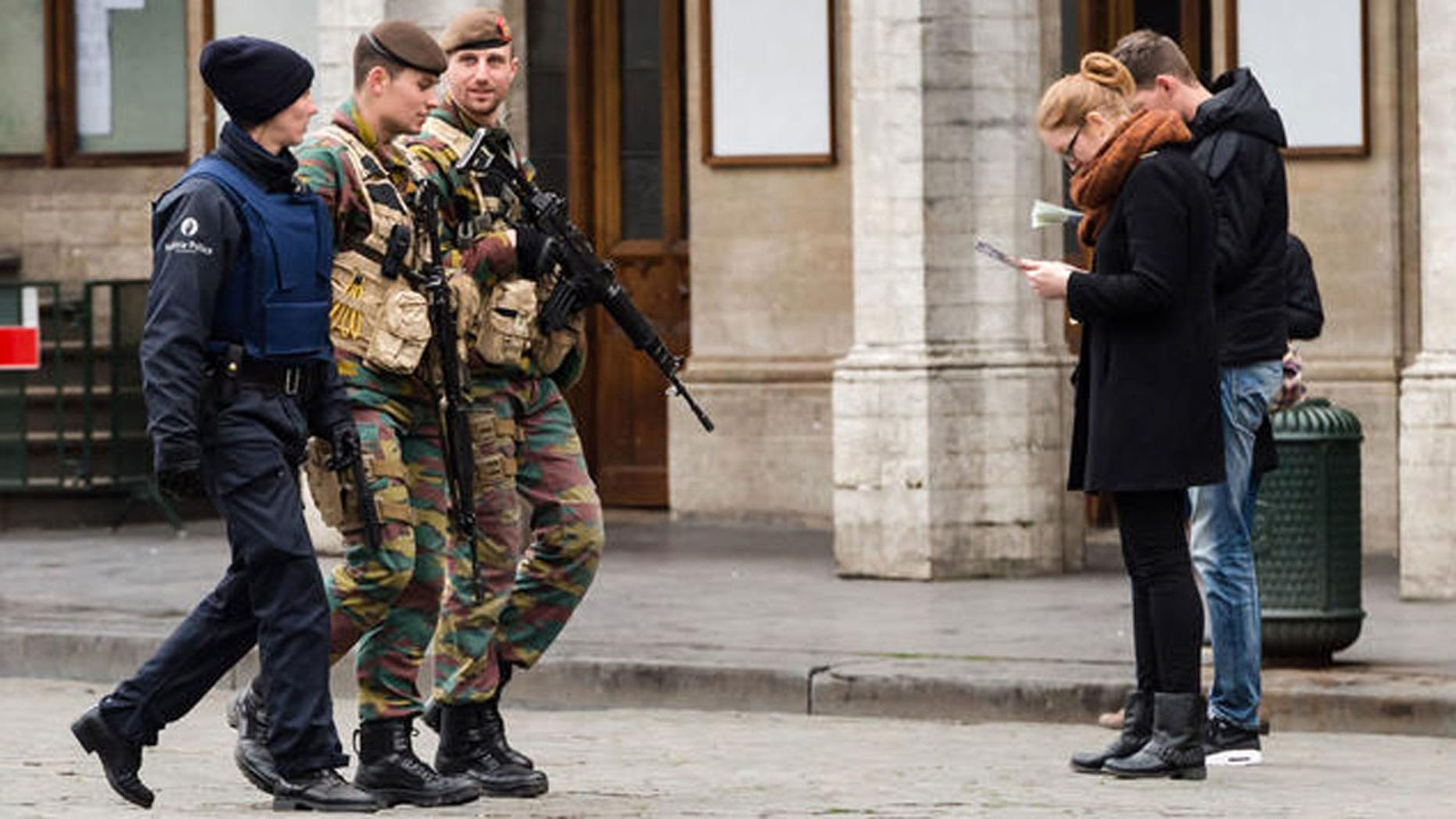 The attack in Brussels are adding to already softening travel to Europe.
