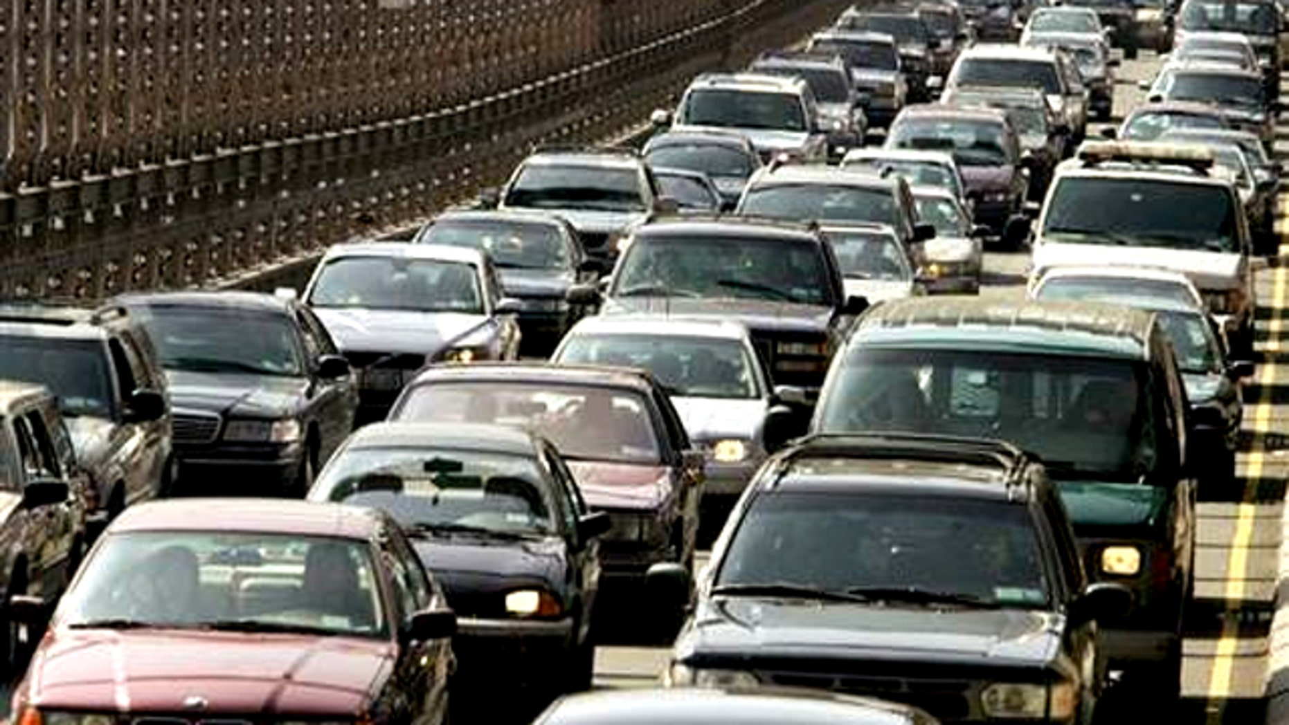 Despite high gas prices nearly 35 million Americans are expected to travel over the Memorial Day holiday weekend.
