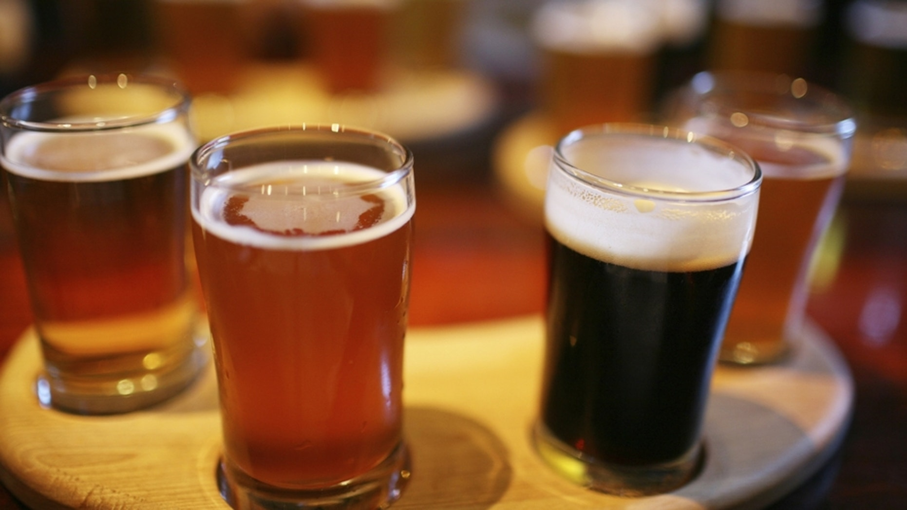 Learn how to brew, market and distribute beer in college.