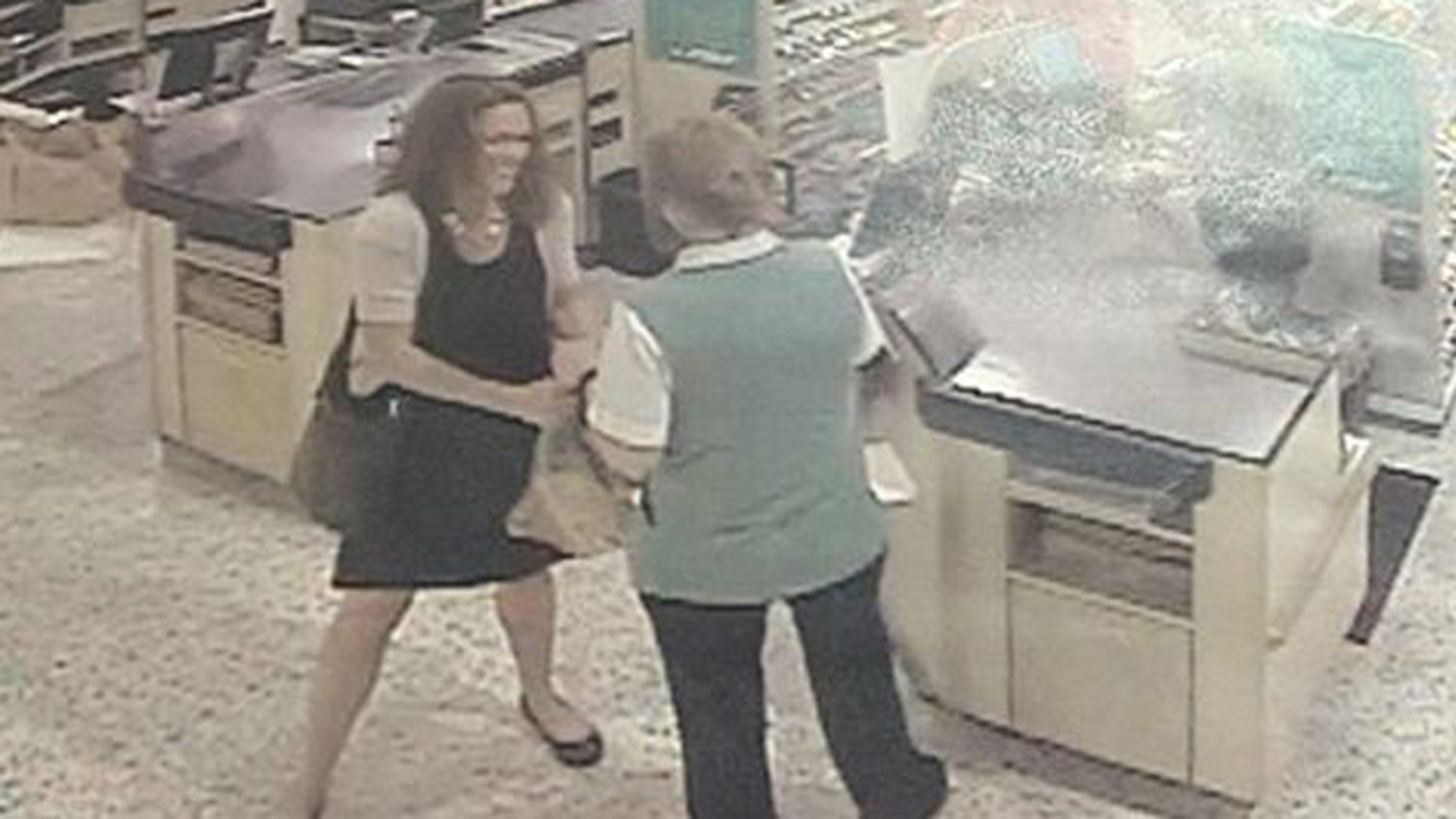 Last known photo of Tricia Todd at a supermarket near her home in Hobe Sound, Florida. (Martin County Sheriff's Office)