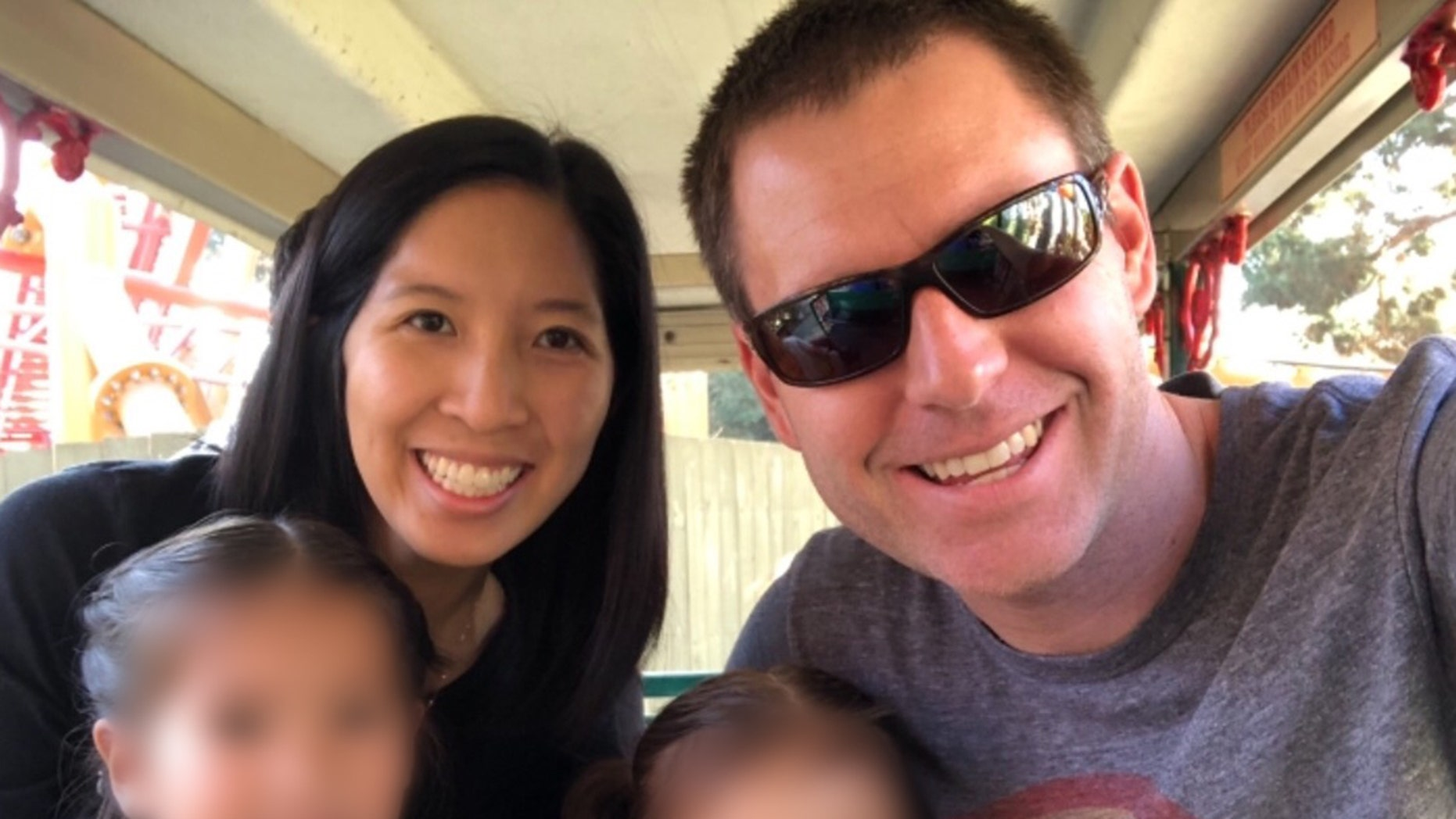 Tristan Beaudette, 35, was fatally shot in front of his two young daughters while on a camping trip in Southern California.
