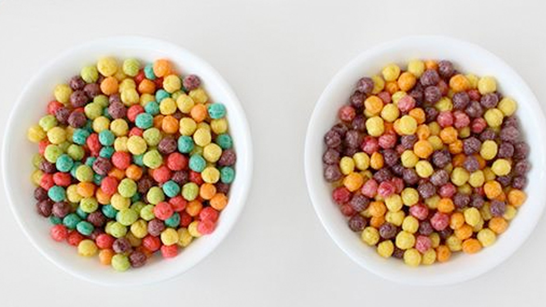 This week, Trix's brightly-colored cereal won't be as bright.  That's because it is now made without artificial colors and flavors.