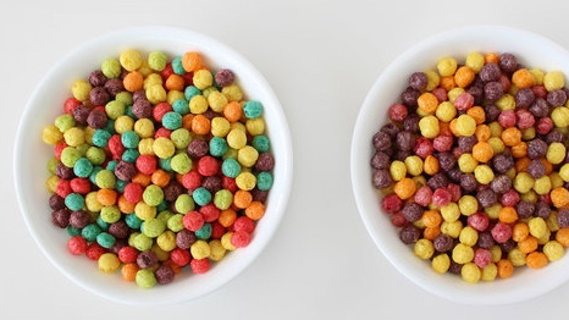 Trix's new colors pale in comparison to the cereals previous pigments, fans say.